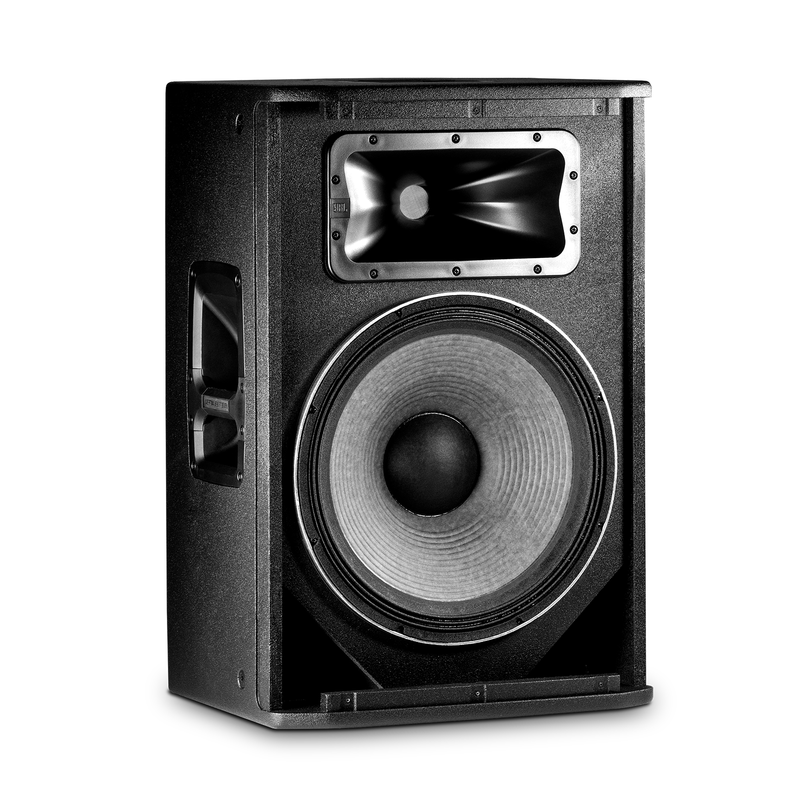 "JBL SRX815P - Black - 15"" Two-Way Bass Reflex Self-Powered System - Detailshot 1"
