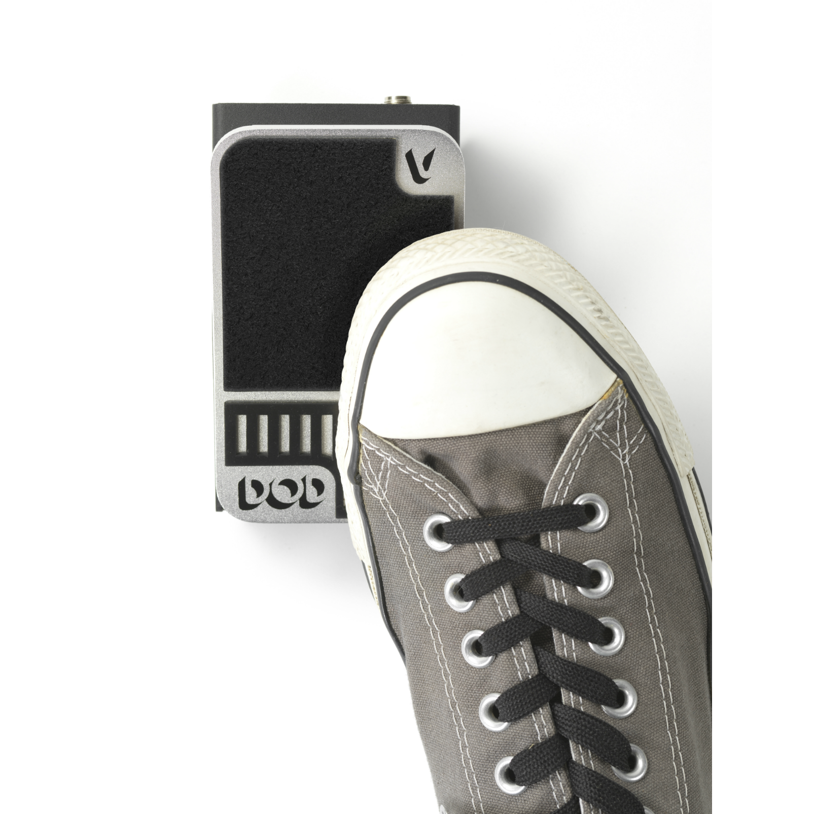 DOD Mini Volume - Black - Volume Pedal - Detailshot 1