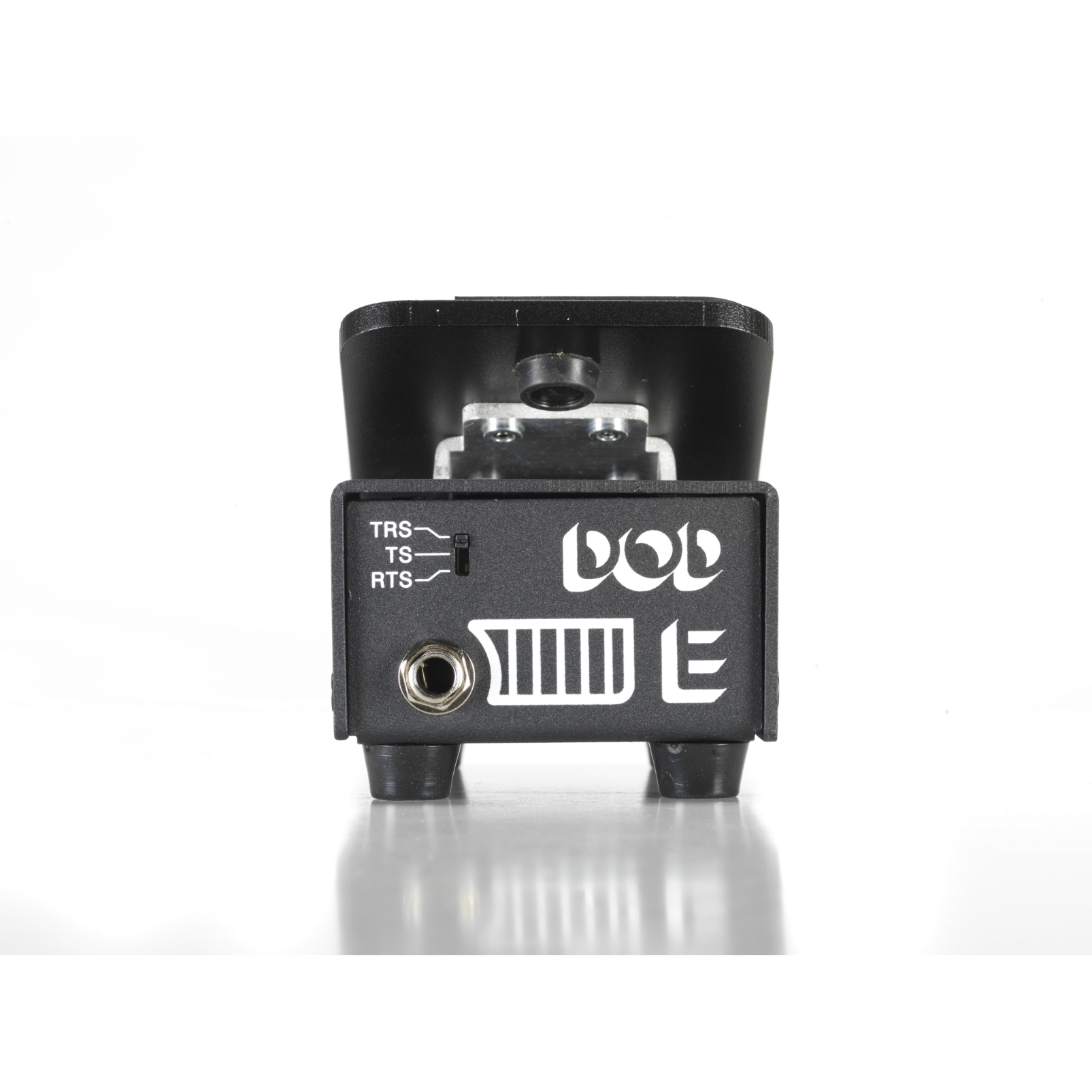 DOD Mini Expression - Black - Expression Pedal - Back