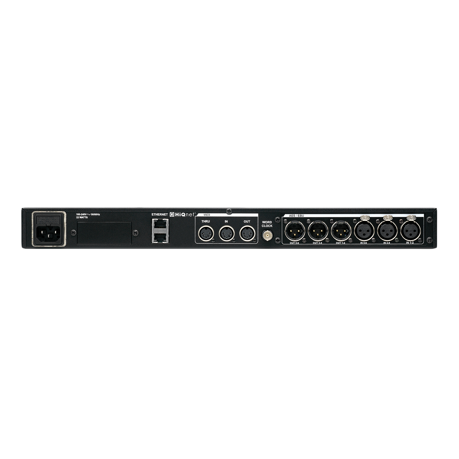 PCM96 Surround (digital) - Nickel - Parallel Stereo and Surround Reverb/Effects Processor w/ Digital I/O - Back