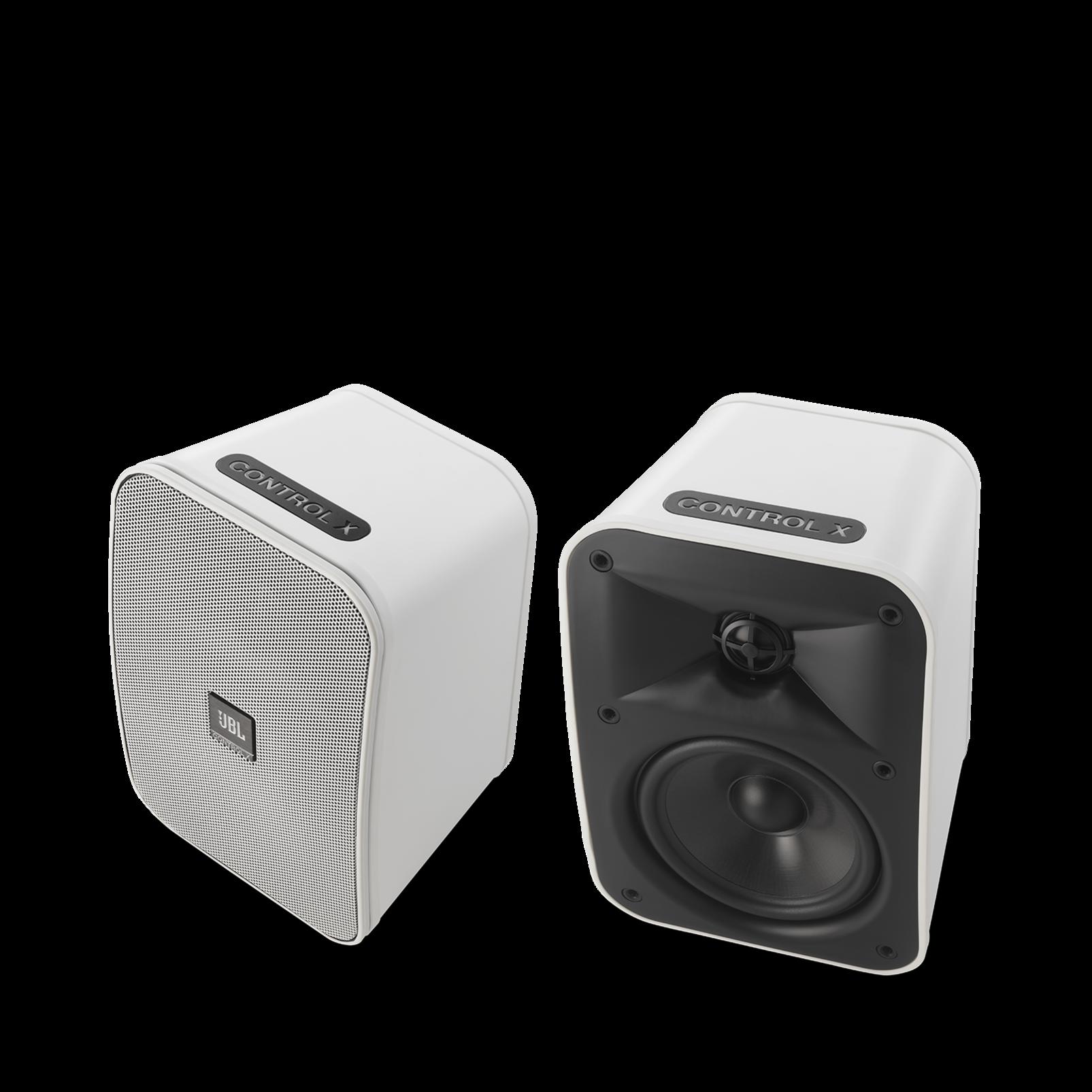 """JBL Control X - White - 5.25"""" (133mm) Indoor / Outdoor Speakers - Detailshot 4"""