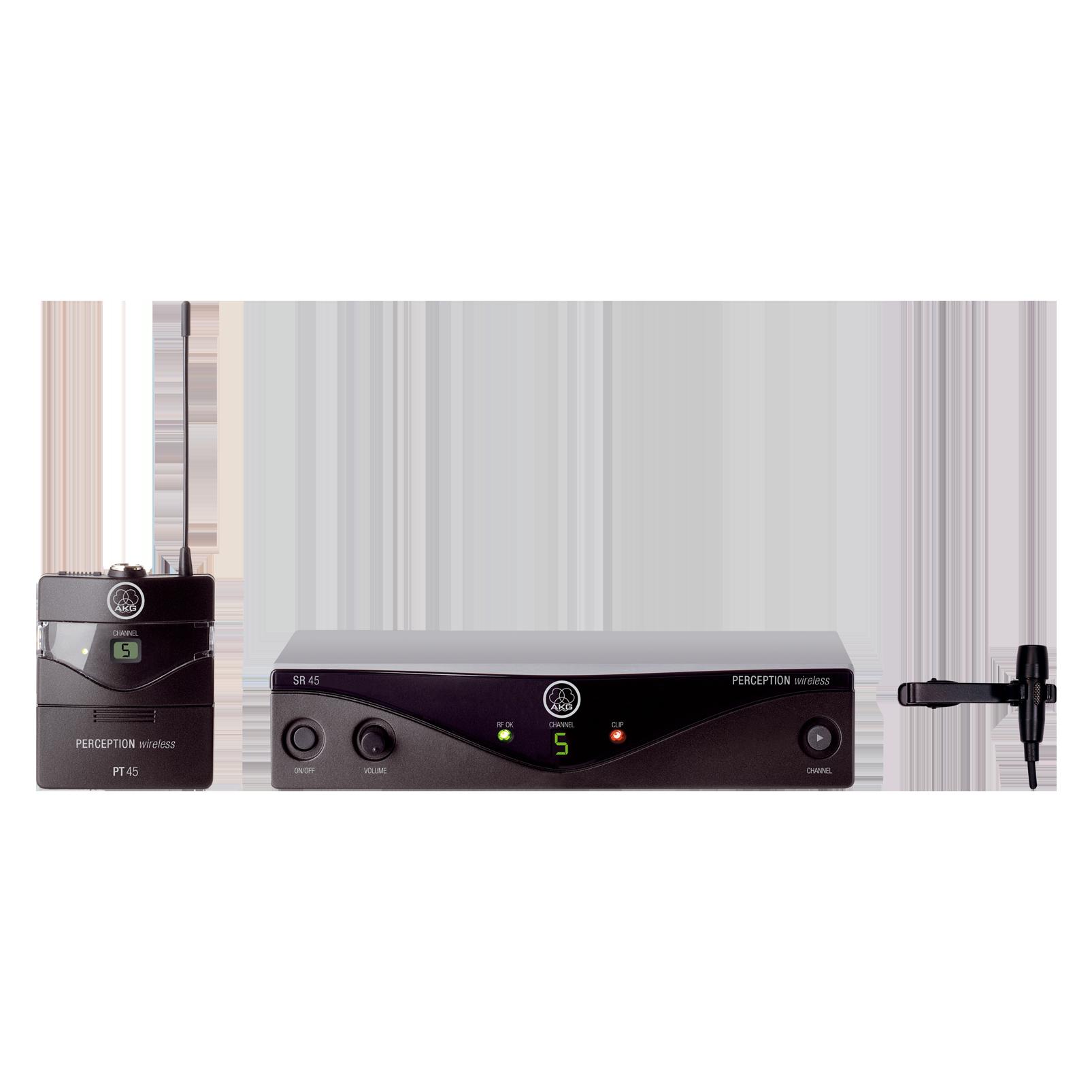 Perception Wireless 45 Presenter Set Band-A