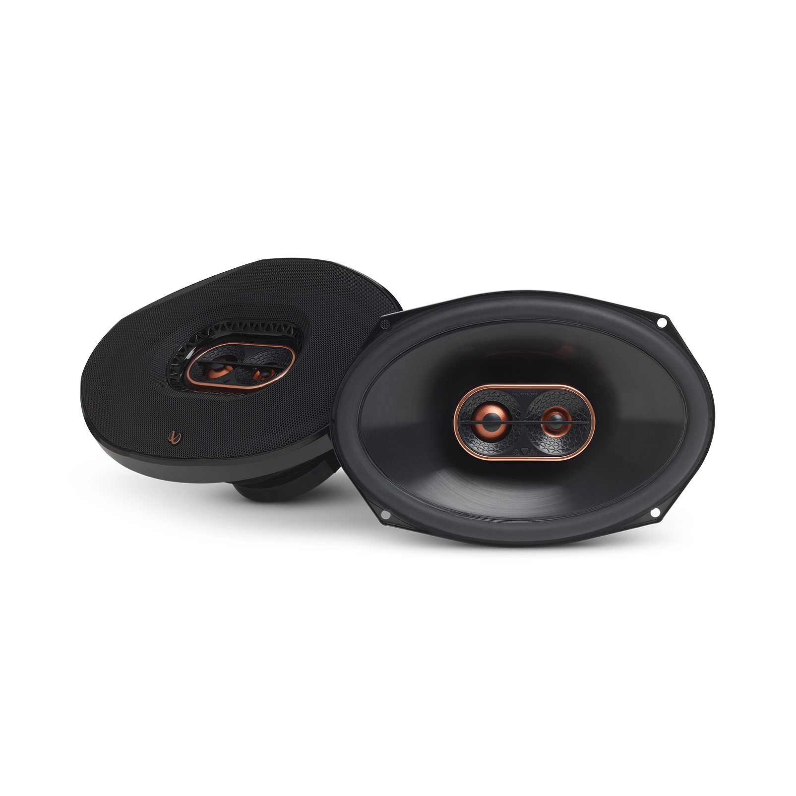 "Reference 9633ix - Black - 6"" x 9"" (152mm x 230mm) 3-way car speaker, 300W - Hero"
