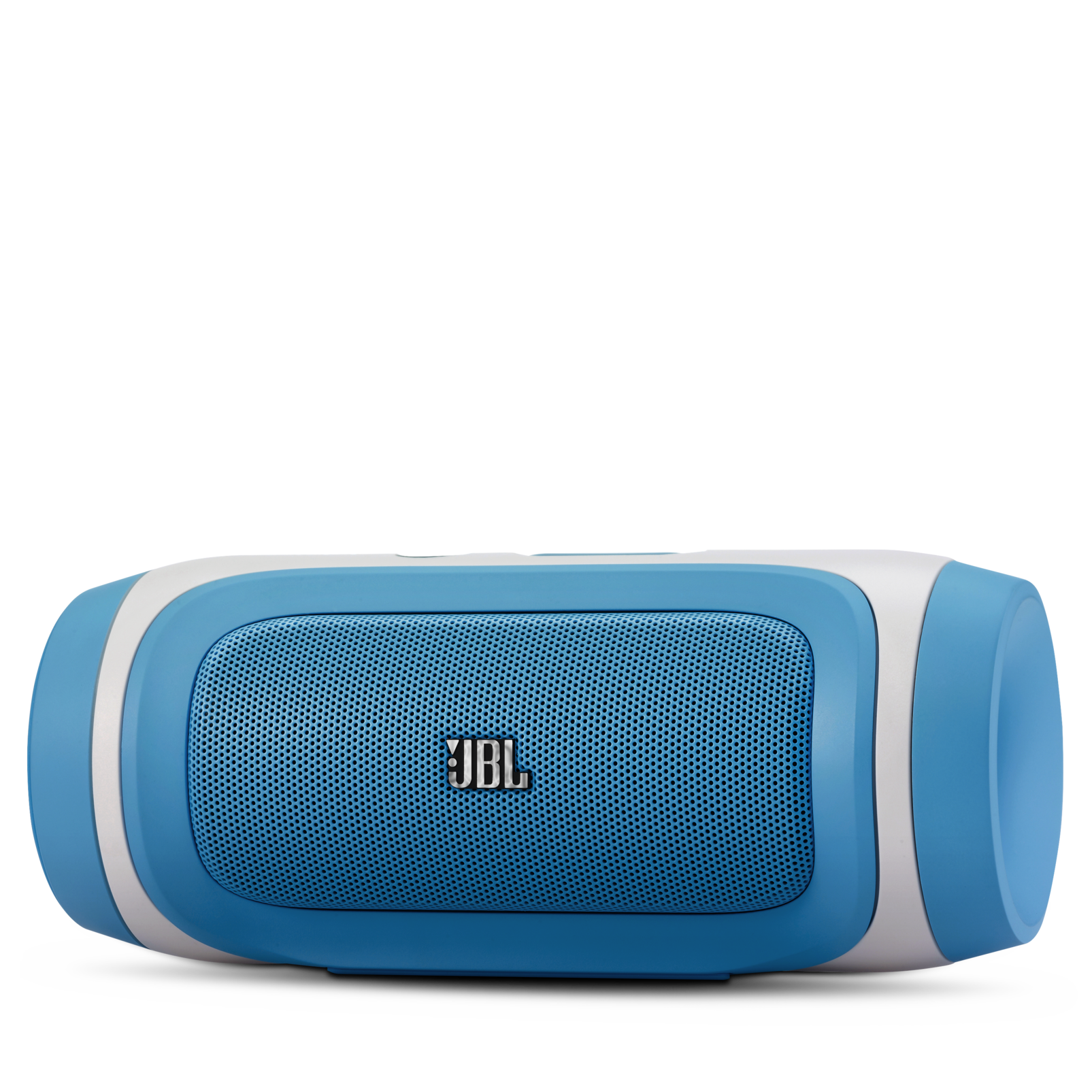 JBL Charge - Blue-Z - Portable Wireless Bluetooth Speaker with USB Charger - Hero