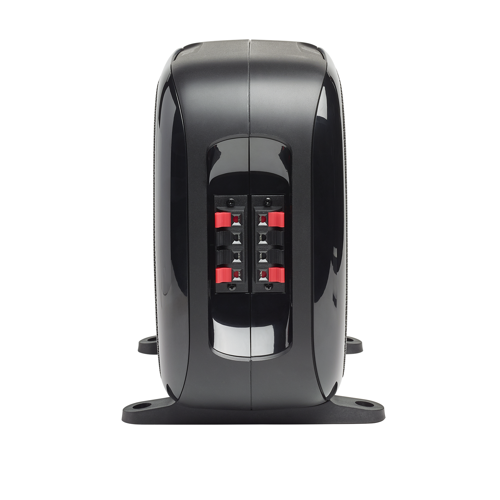 "JBL FUSE - Black - Pair 8"" (200mm) Passive Subwoofer Enclosures - Back"