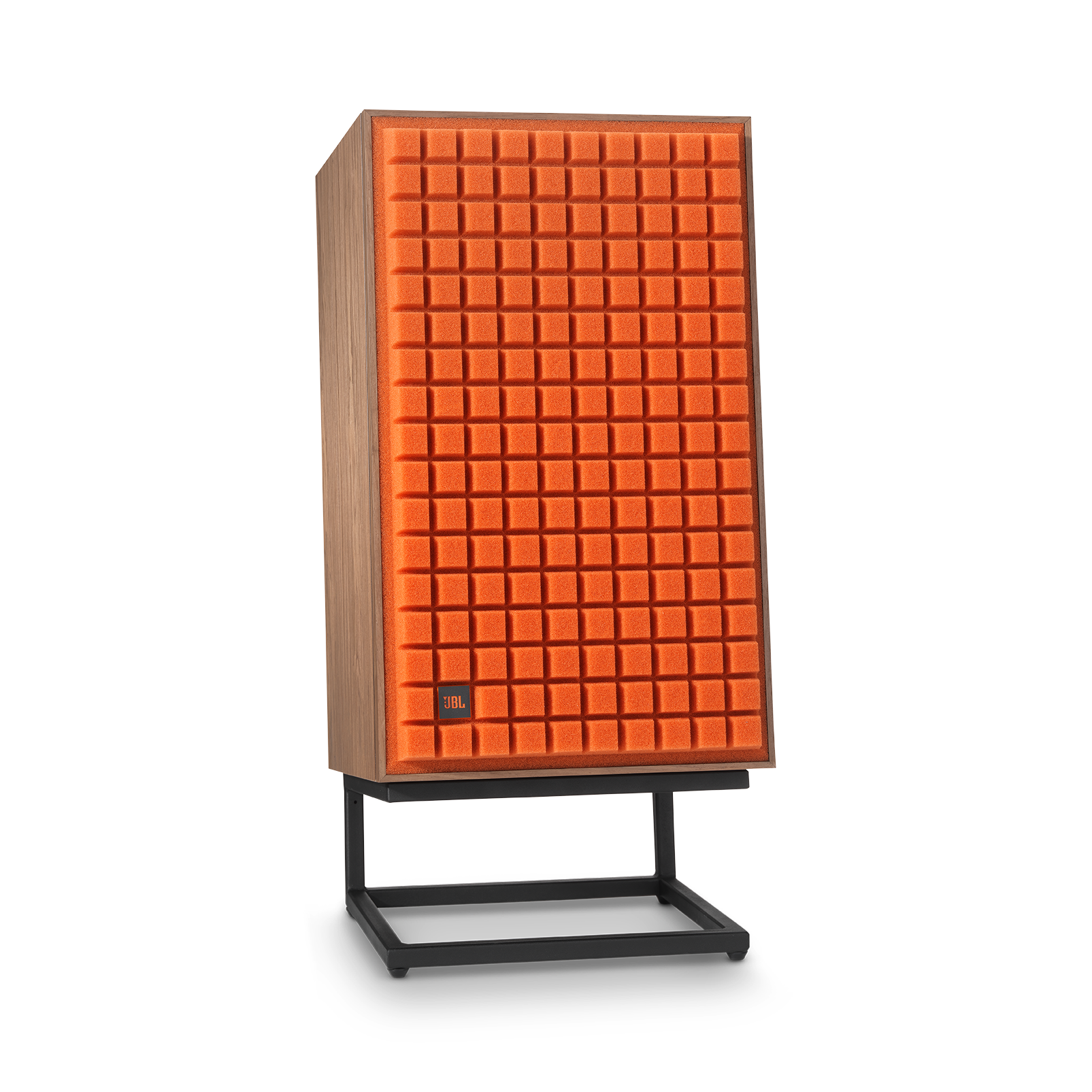 "L100 Classic - Orange - 12"" 3-way Bookshelf Loudspeaker - Detailshot 4"