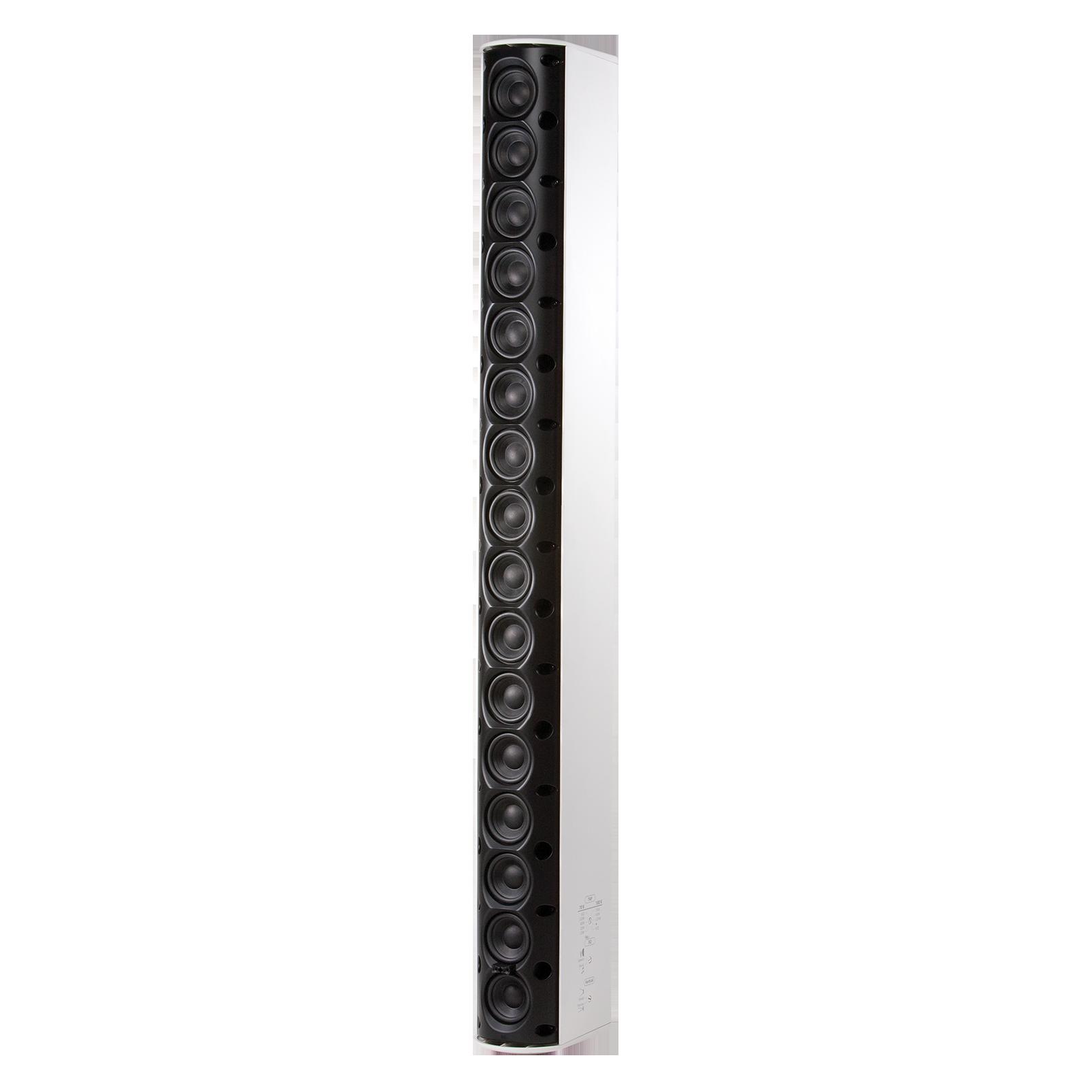 JBL CBT 100LA-1 - White - Constant Beamwidth Technology™ Line Array Column Loudspeaker - Detailshot 1