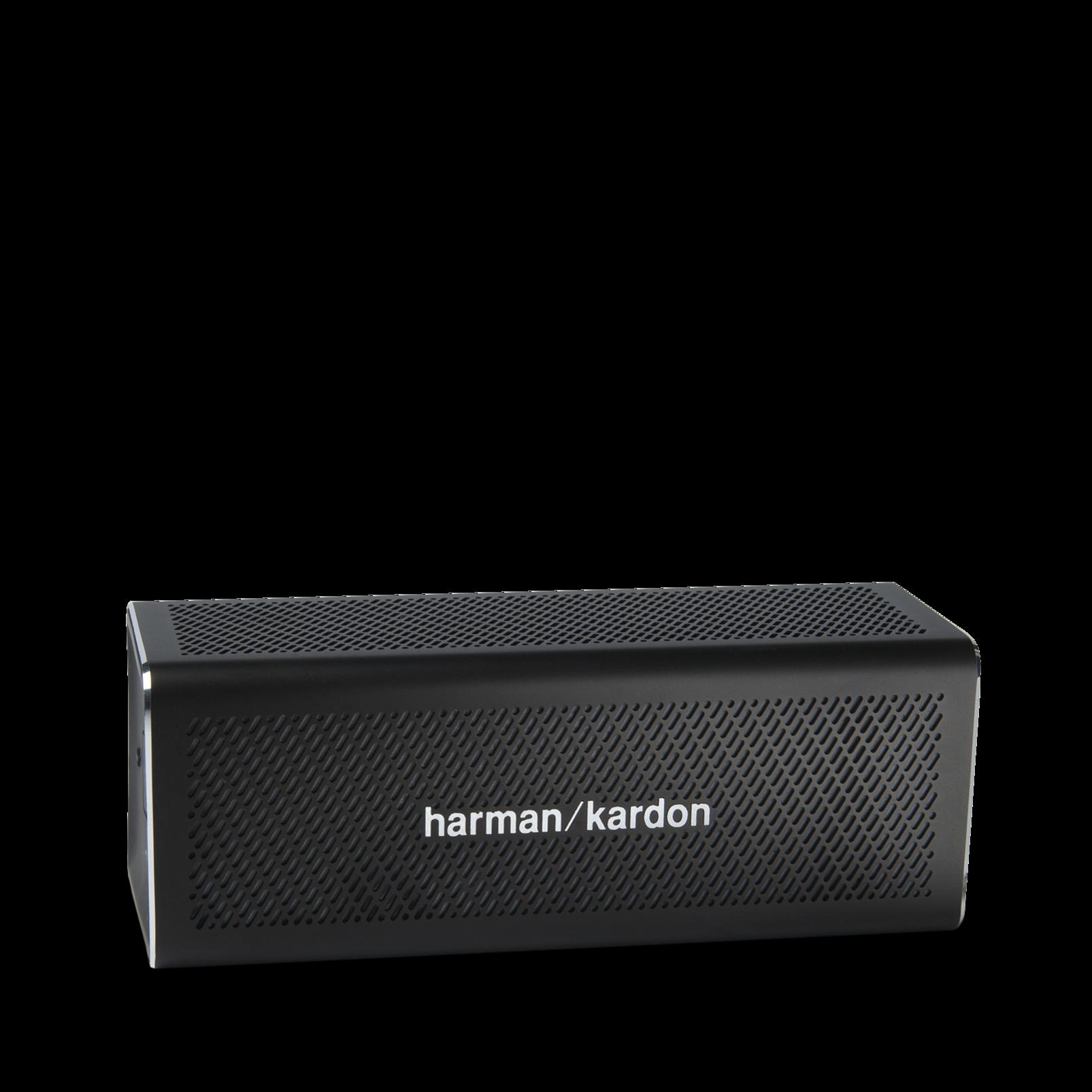 HK One - Black - Portable Bluetooth Speaker - Detailshot 3