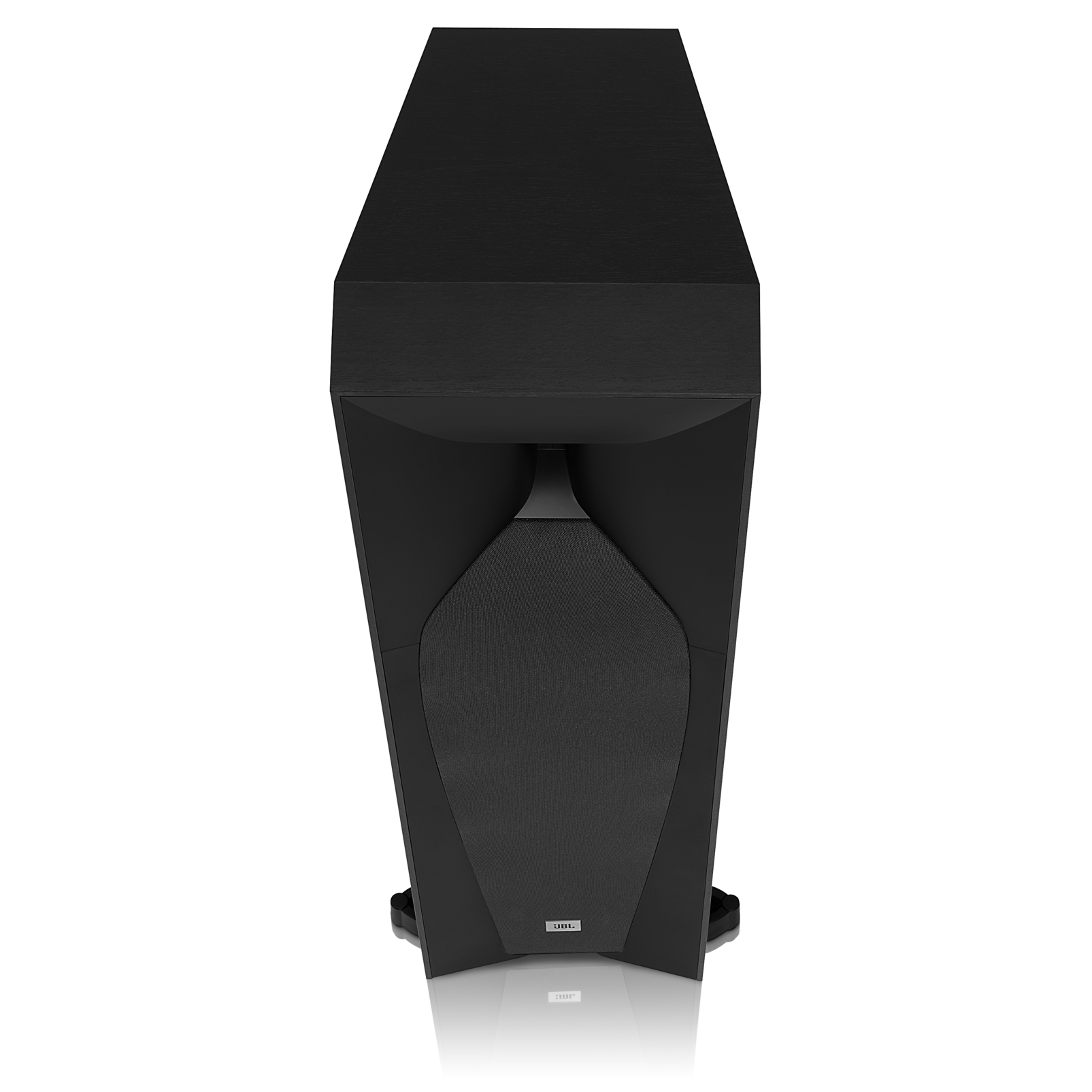 Studio 570 - Black - Professional-quality150-watt Floorstanding Speaker - Detailshot 2