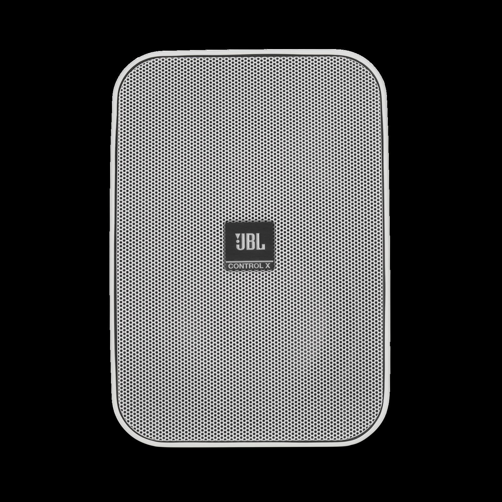 """JBL Control X - White - 5.25"""" (133mm) Indoor / Outdoor Speakers - Front"""
