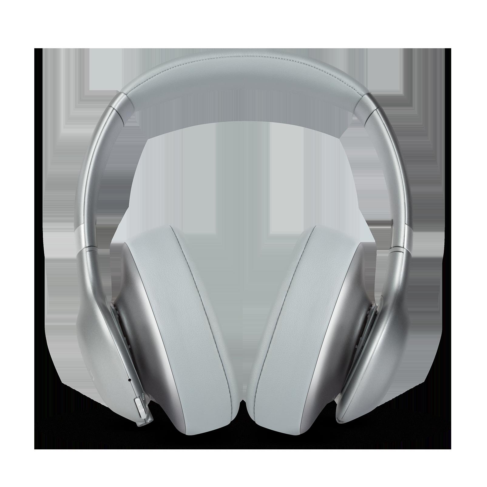 JBL EVEREST™ 710GA - Silver - Wireless over-ear headphones - Front