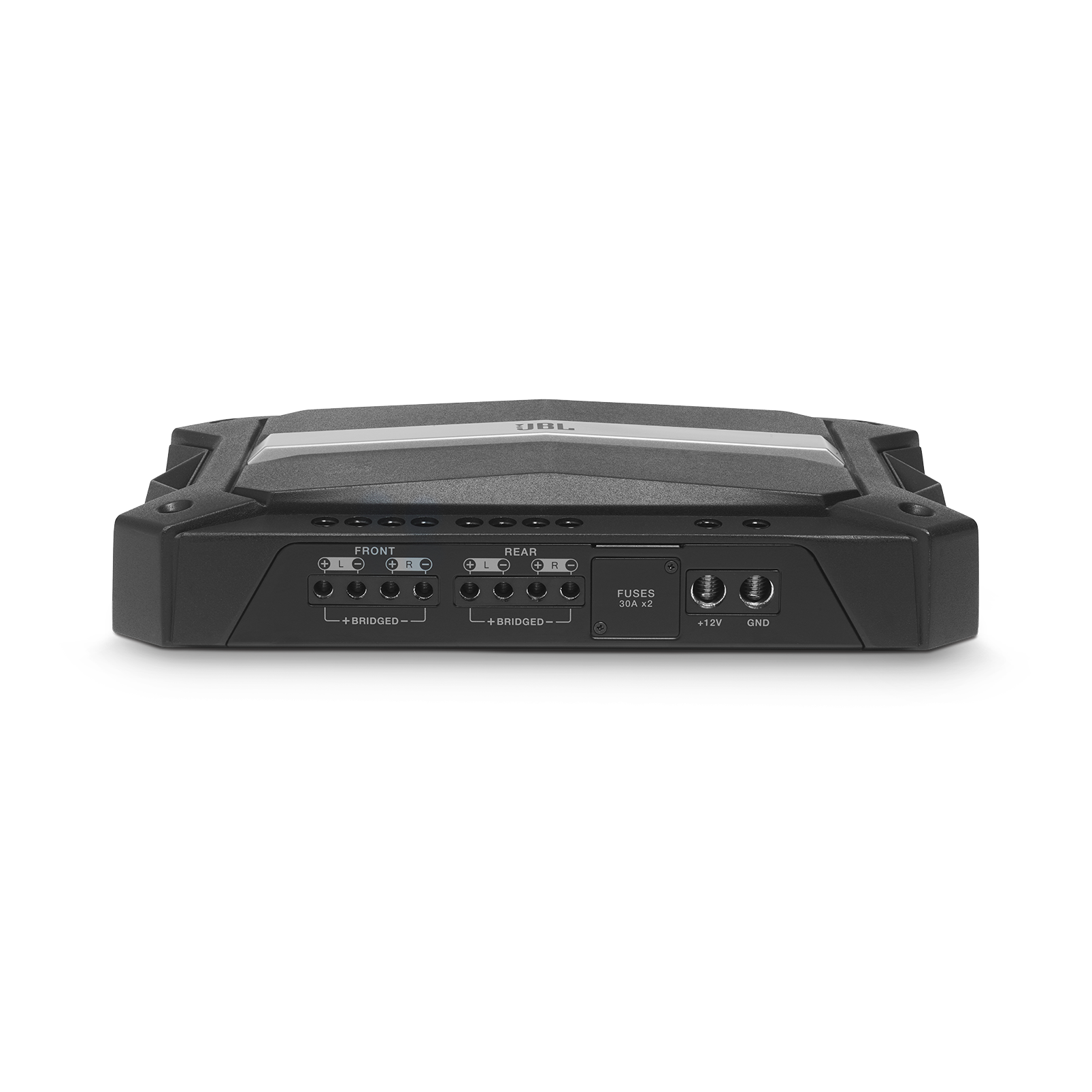 Stadium 4 - Black - High-performance multi-channel Class D amplifier - Detailshot 3
