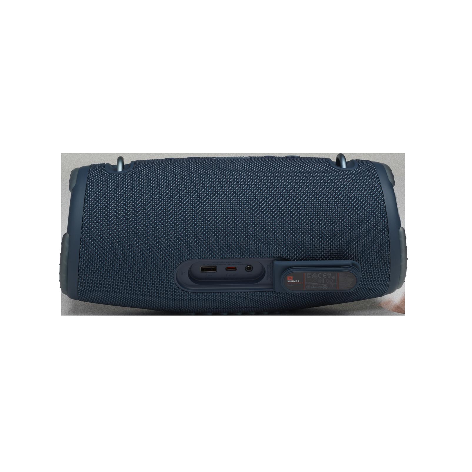 JBL Xtreme 3 - Blue - Portable waterproof speaker - Detailshot 2