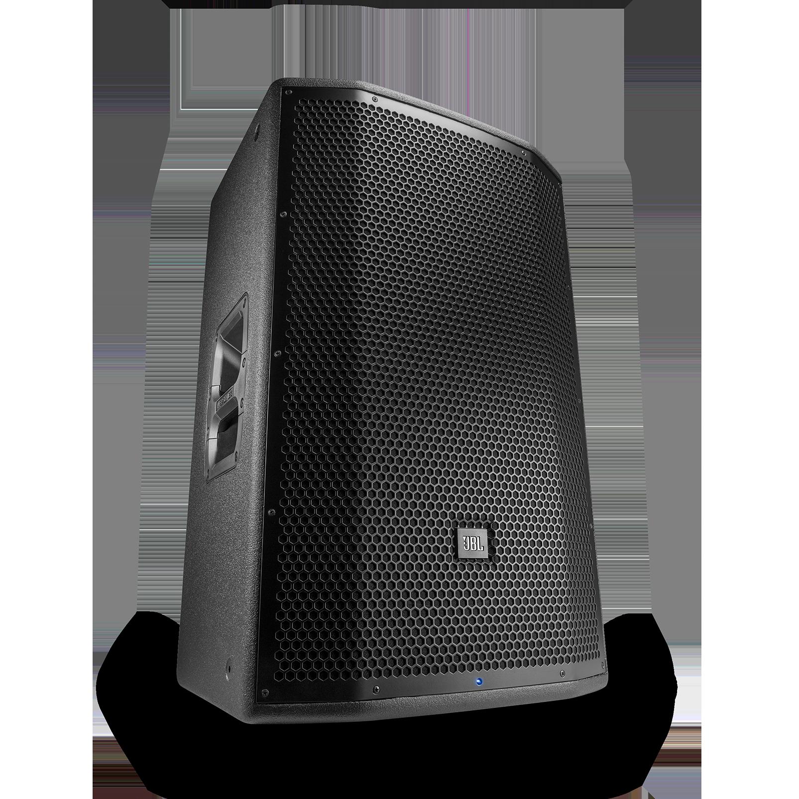 "JBL PRX815 - Black - 15"" Two-Way Full-Range Main System/Floor Monitor with Wi-Fi - Hero"