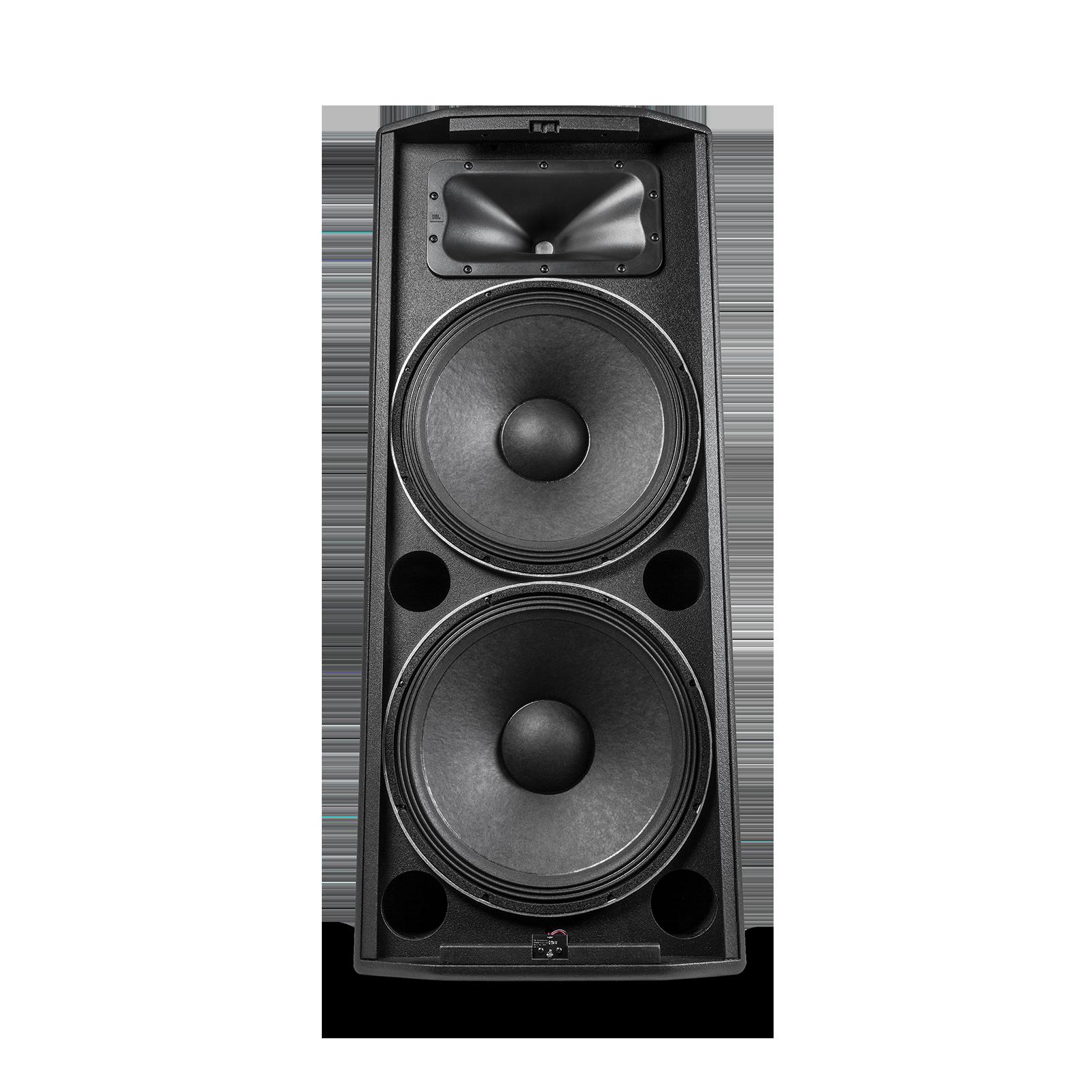 "JBL PRX825 - Black - Dual 15"" Two-Way Full-Range Main System with Wi-Fi - Detailshot 2"