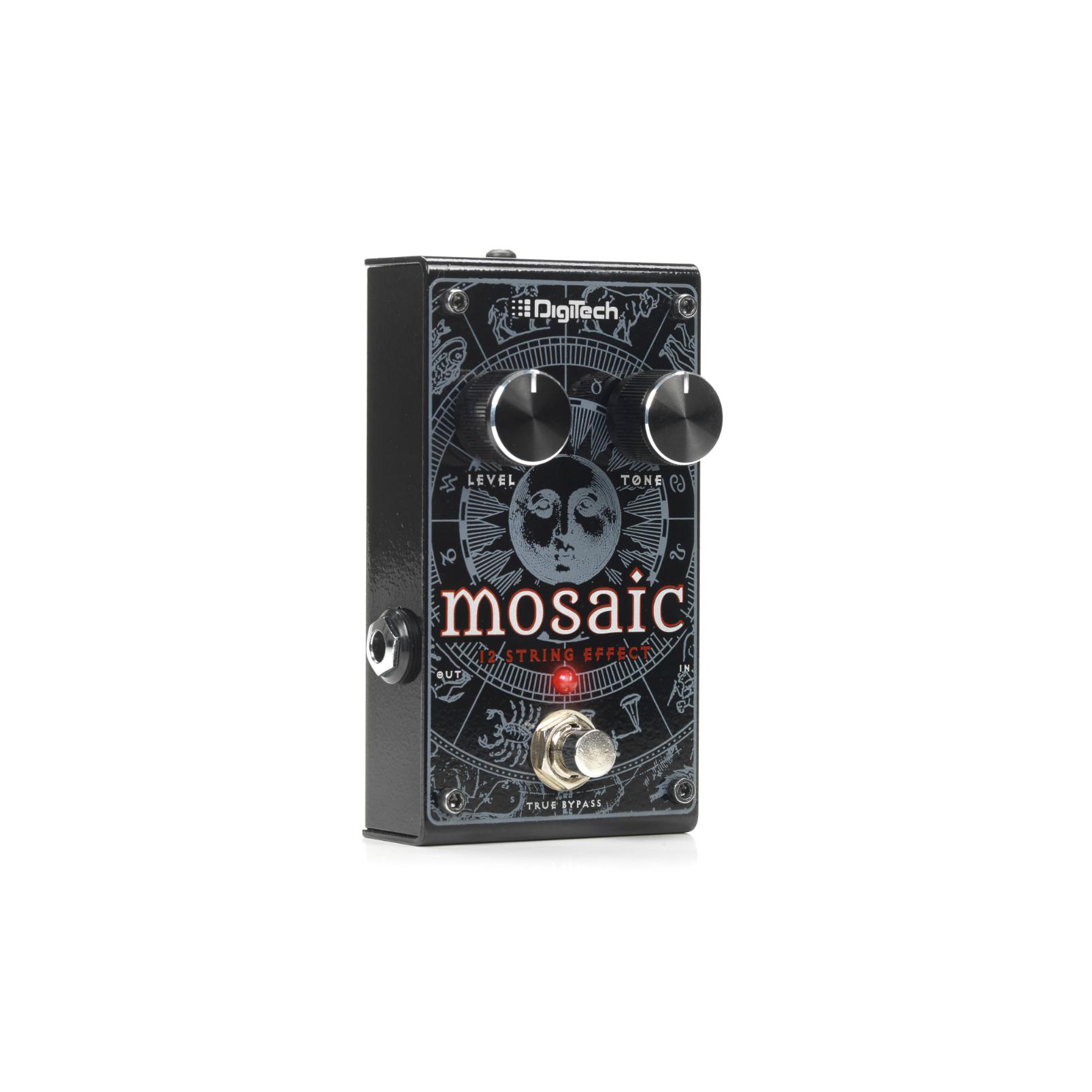 Mosaic - Black - Polyphonic 12-String Effect Pedal - Hero