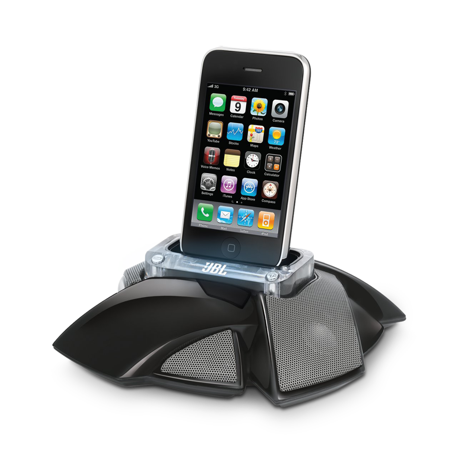 jbl on stage micro iii loudspeaker dock for ipod and iphone. Black Bedroom Furniture Sets. Home Design Ideas