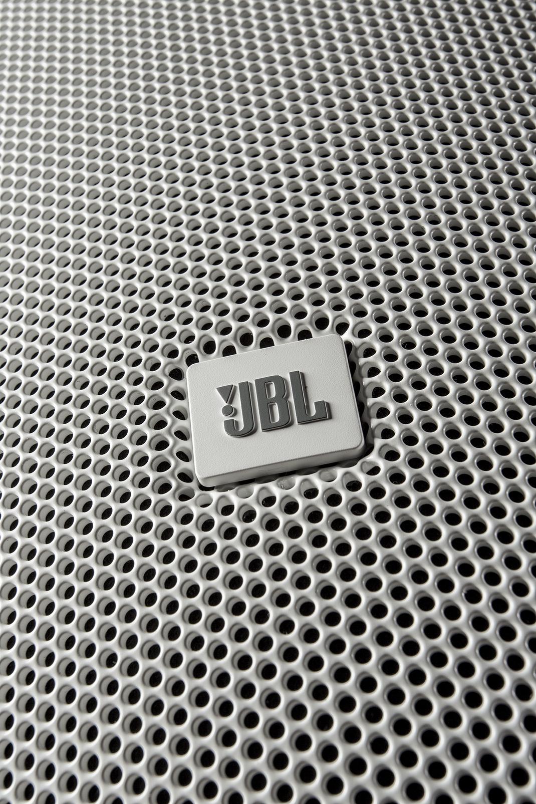 JBL CBT 1000 (B-Stock) - White - Constant Beamwidth Technology ™ Adjustable Coverage Line Array Column - Detailshot 3