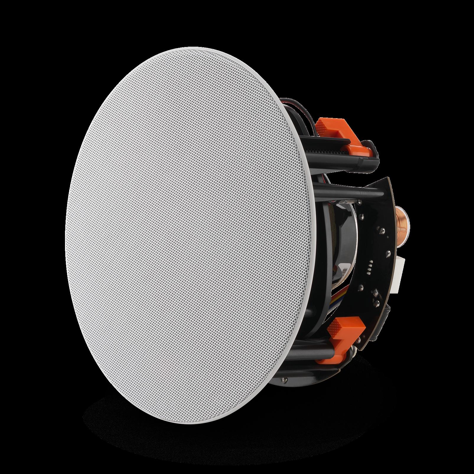 "Studio 2 6IC - Black - Premium In-Ceiling Loudspeaker with 6-1/2"" woofer - Detailshot 1"
