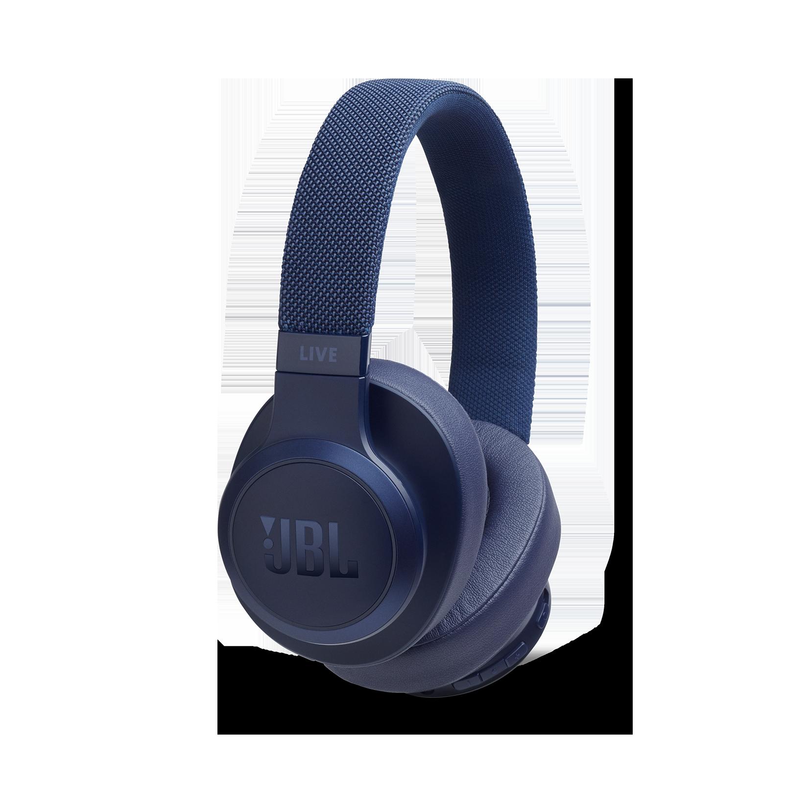 JBL LIVE 500BT - Blue - Your Sound, Unplugged - Hero