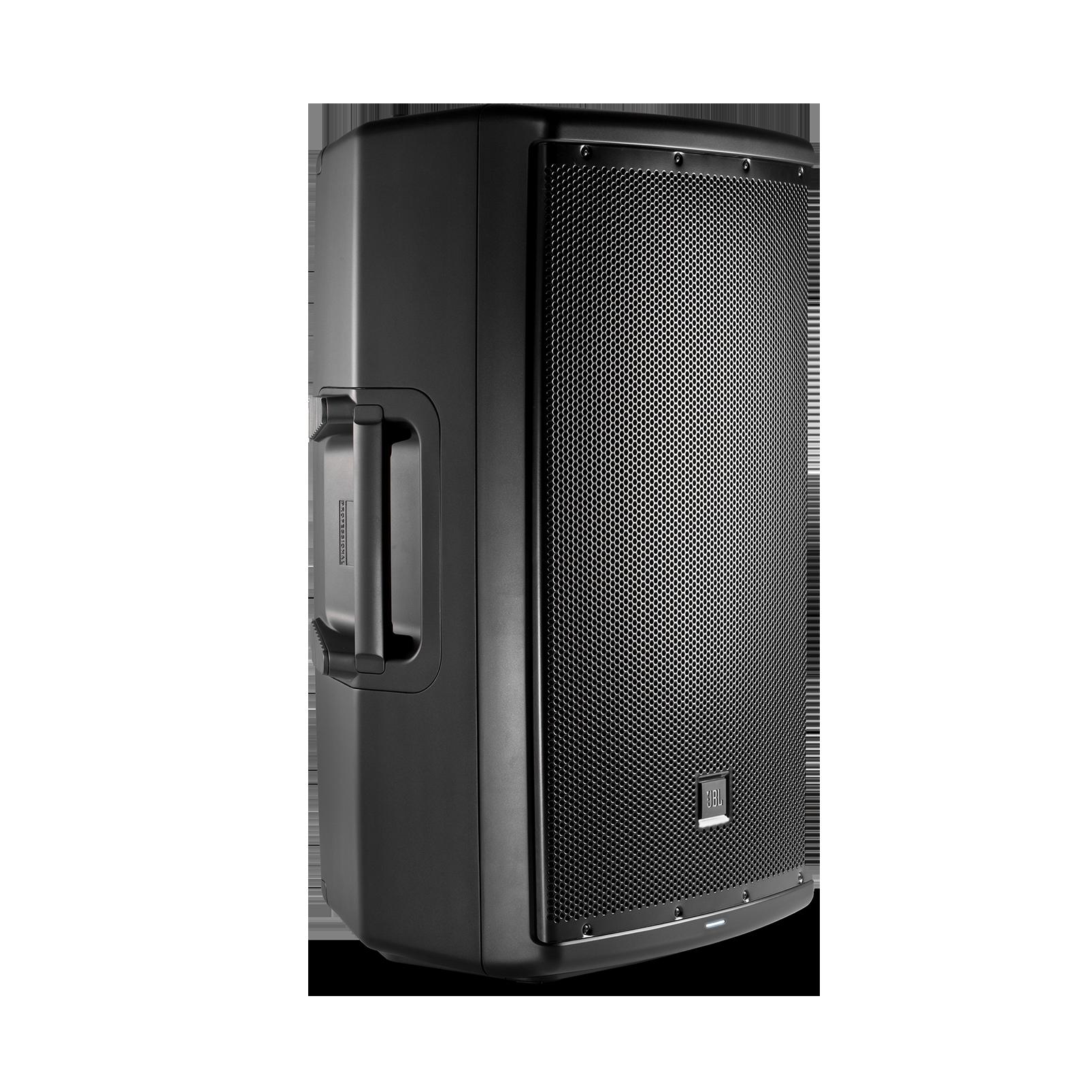 "JBL EON615 - Black - 15"" (38 cm) Two-Way Multipurpose Self-Powered Sound Reinforcement - Detailshot 1"