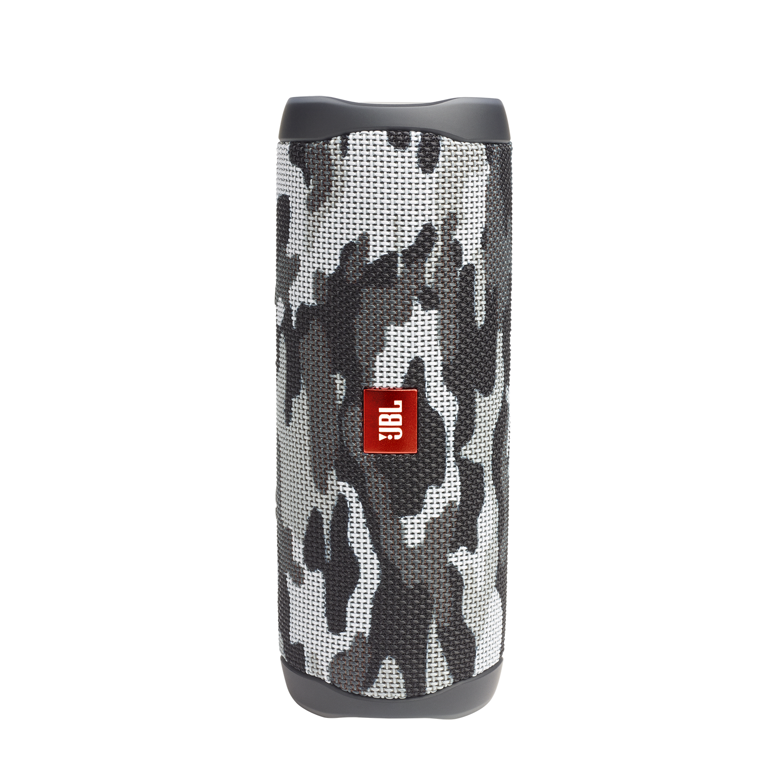 JBL FLIP 5 - Black Camo - Portable Waterproof Speaker - Hero