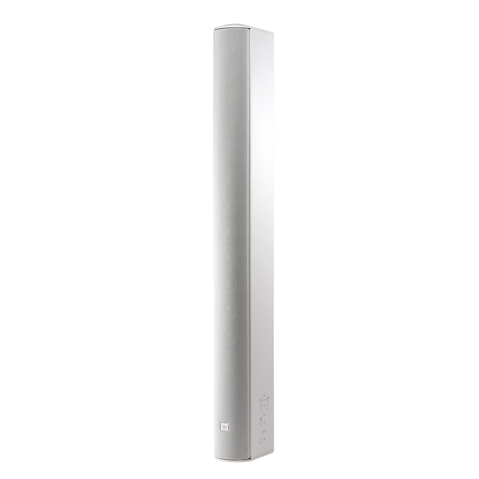 JBL CBT 100LA-1 - White - Constant Beamwidth Technology™ Line Array Column Loudspeaker - Hero