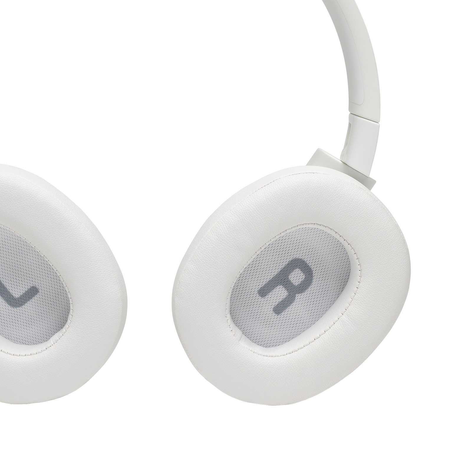 JBL TUNE 700BT - White - Wireless Over-Ear Headphones - Detailshot 7