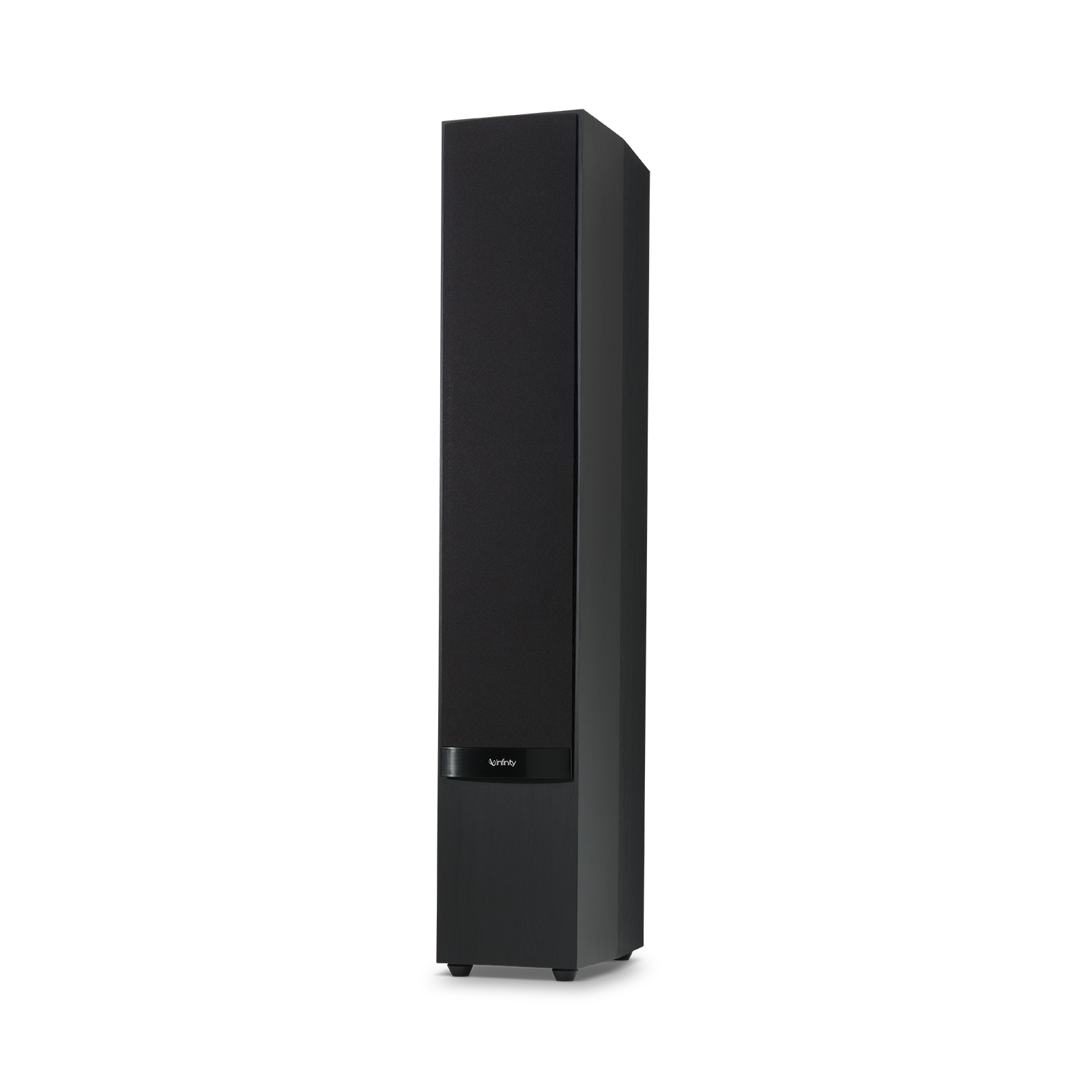 "Reference 263 - Black - 6-1/2"" 3-Way Floorstanding Loudspeaker - Detailshot 2"