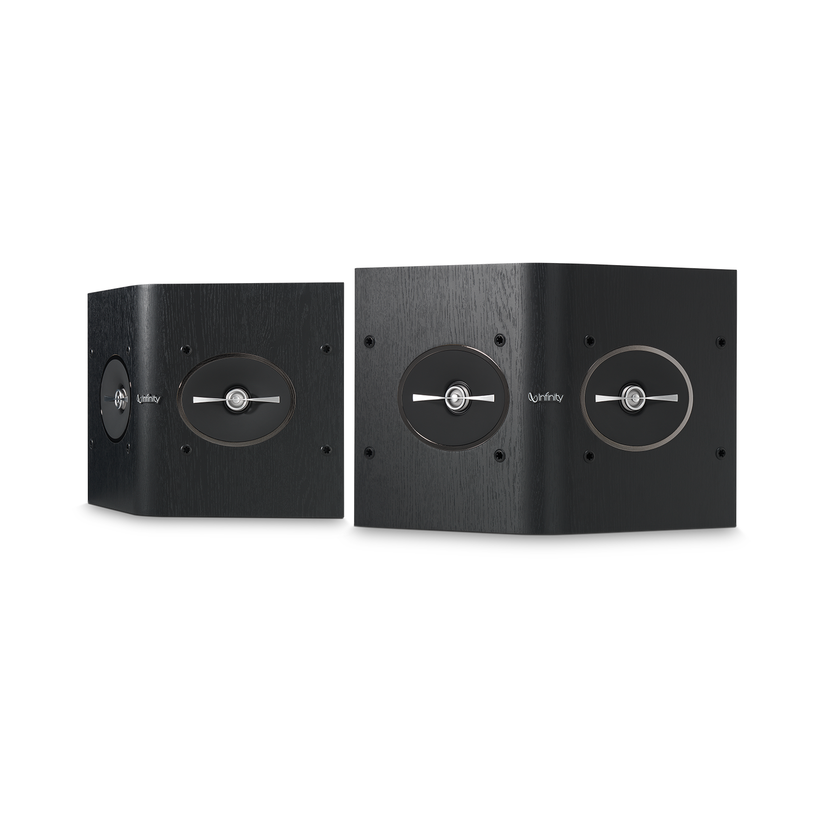 "Reference RS152 - Black - 5-1/2"" 2-Way Surround Channel Loudspeakers - Detailshot 4"