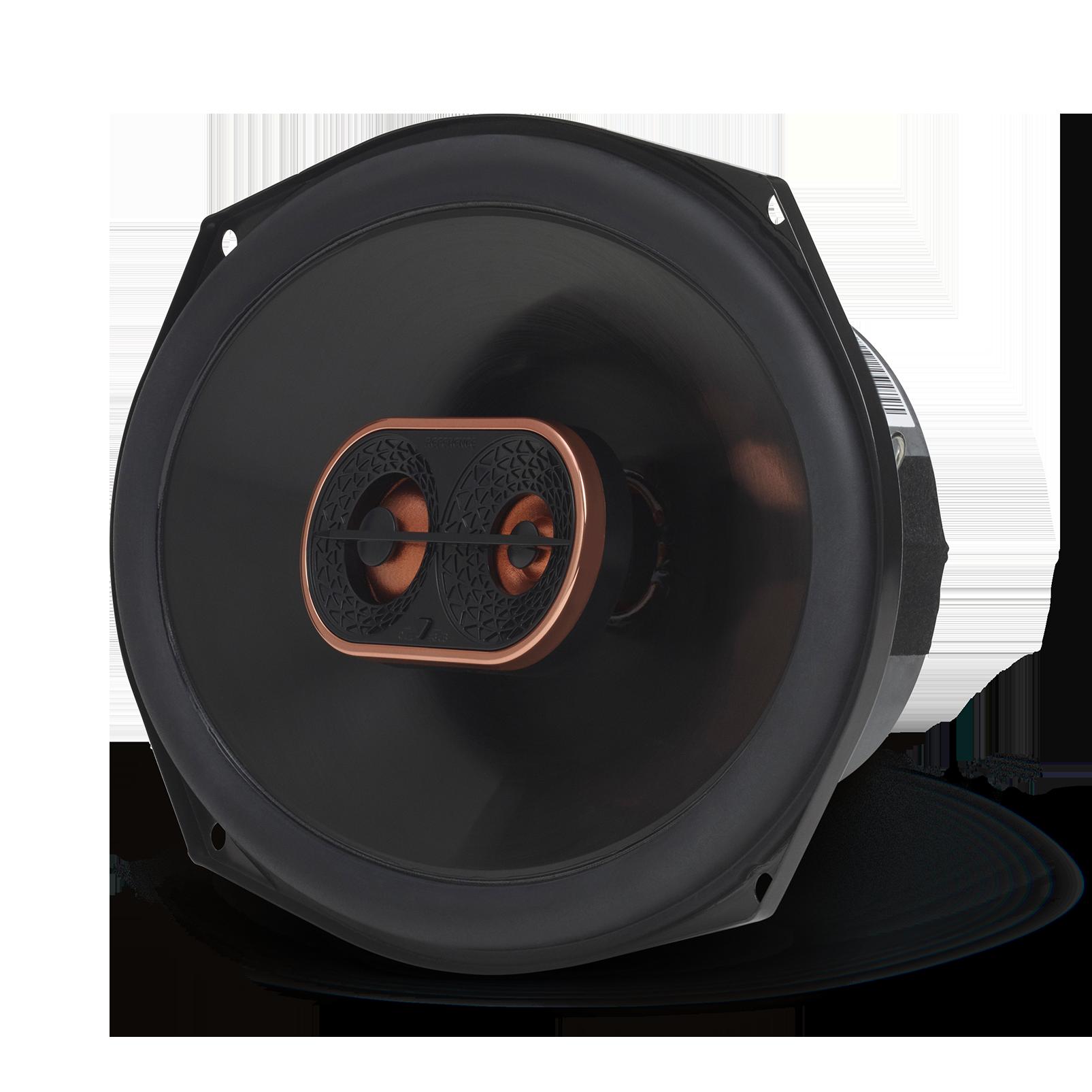 "Reference 9633ix - Black - 6"" x 9"" (152mm x 230mm) 3-way car speaker, 300W - Detailshot 2"