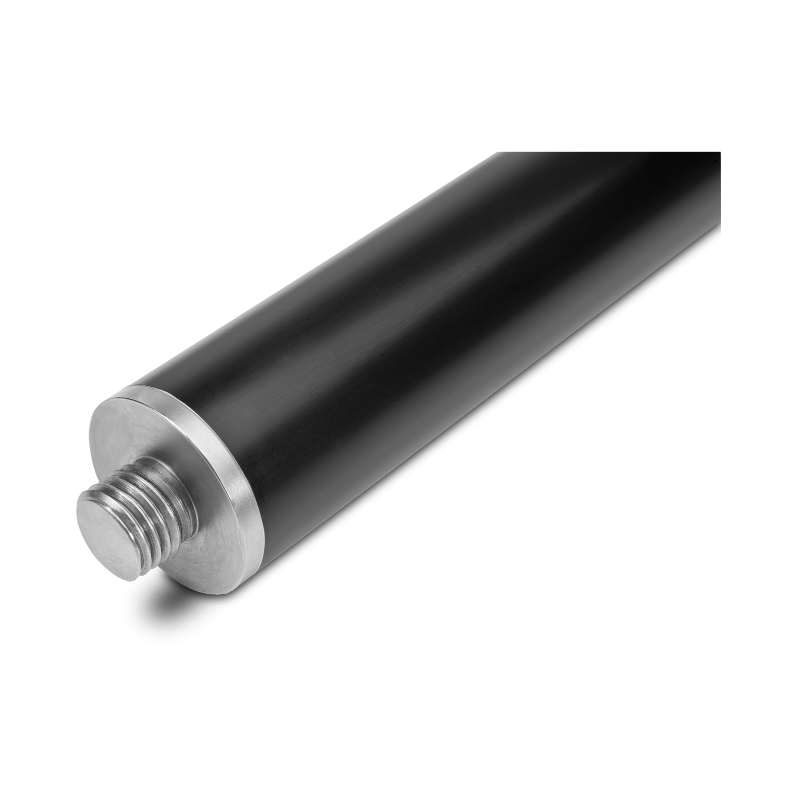JBL Speaker Pole (Manual Assist) - Black - Manual Adjust Speaker Pole with M20 Threaded Lower End, 38mm Pole & 35mm Adapter - Detailshot 2