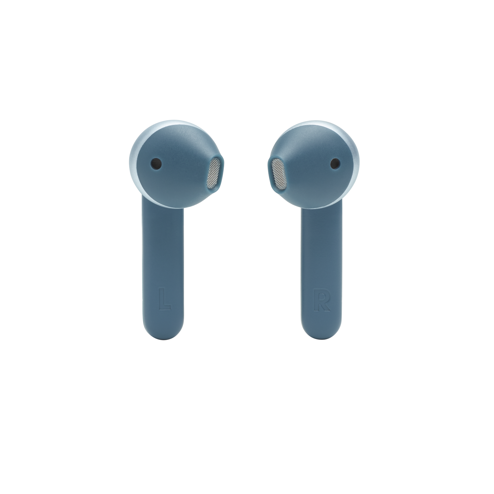 JBL Tune 225TWS - Blue - True wireless earbud headphones - Detailshot 1