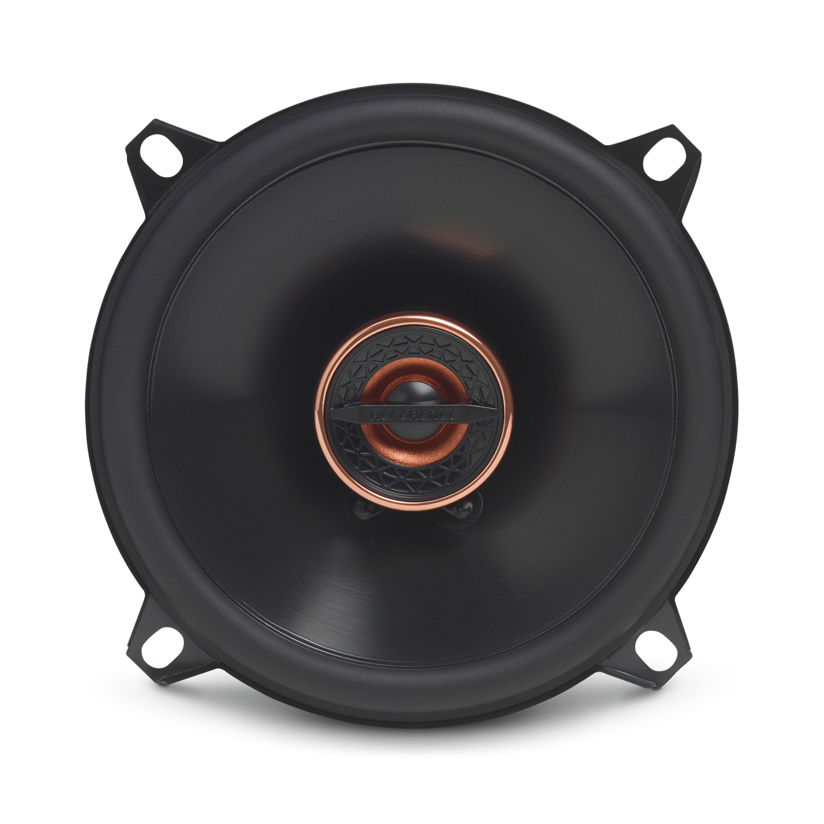"""Reference 5032cfx - Black - 5-1/4"""" (130mm) coaxial car speaker, 135W - Front"""