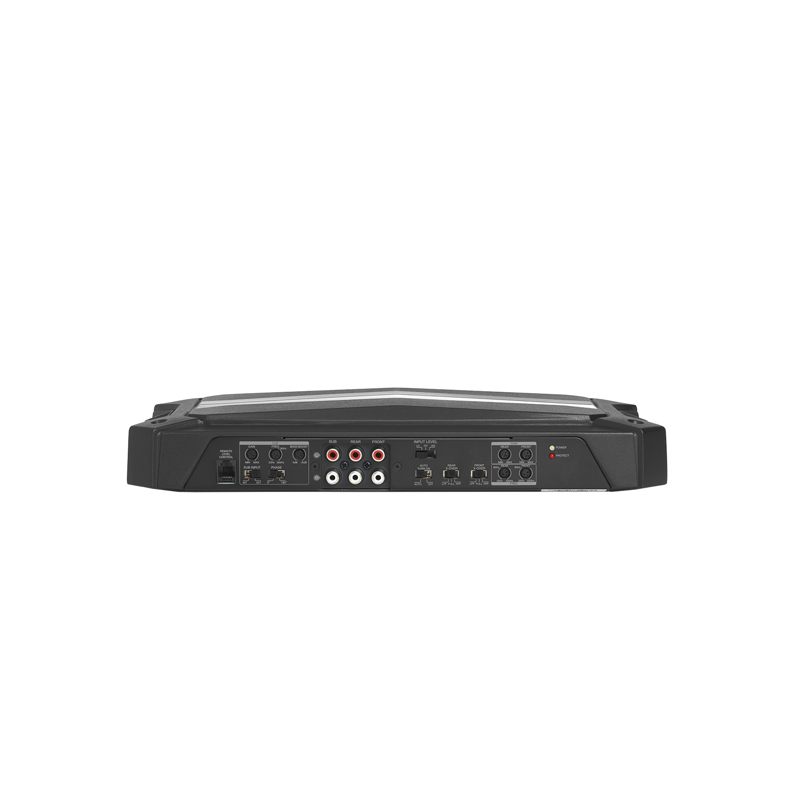 Stadium 5 - Black - High-performance multi-channel Class D amplifier - Detailshot 2