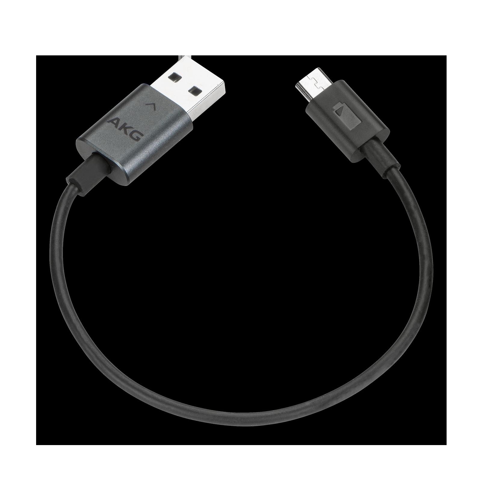 AKG N200NC Wireless - Grey - Wireless, Adaptive Noise Cancelling In-Ear Headphones - Detailshot 1