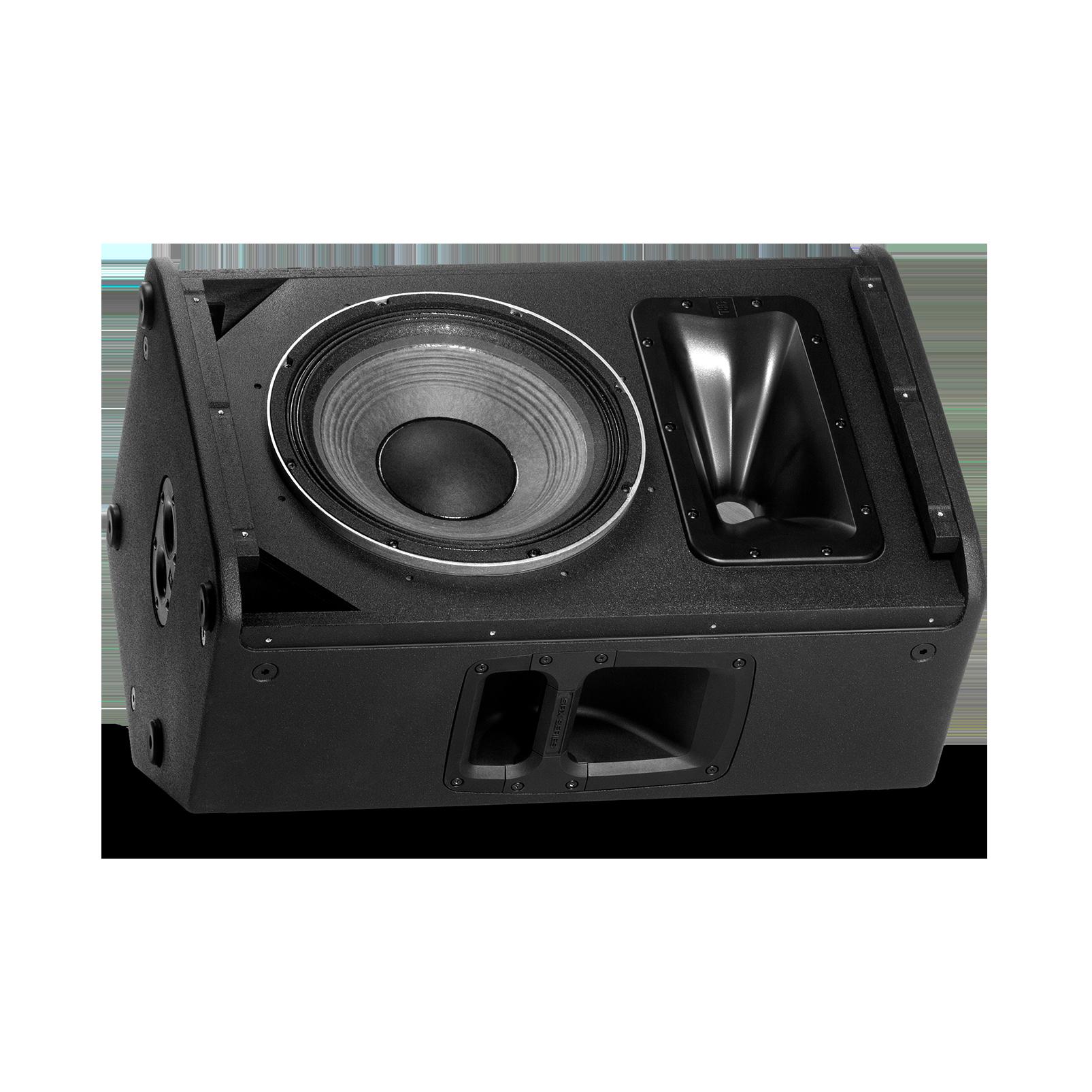 "JBL SRX812 - Black - 12"" Two-Way Bass Reflex Passive System - Detailshot 3"
