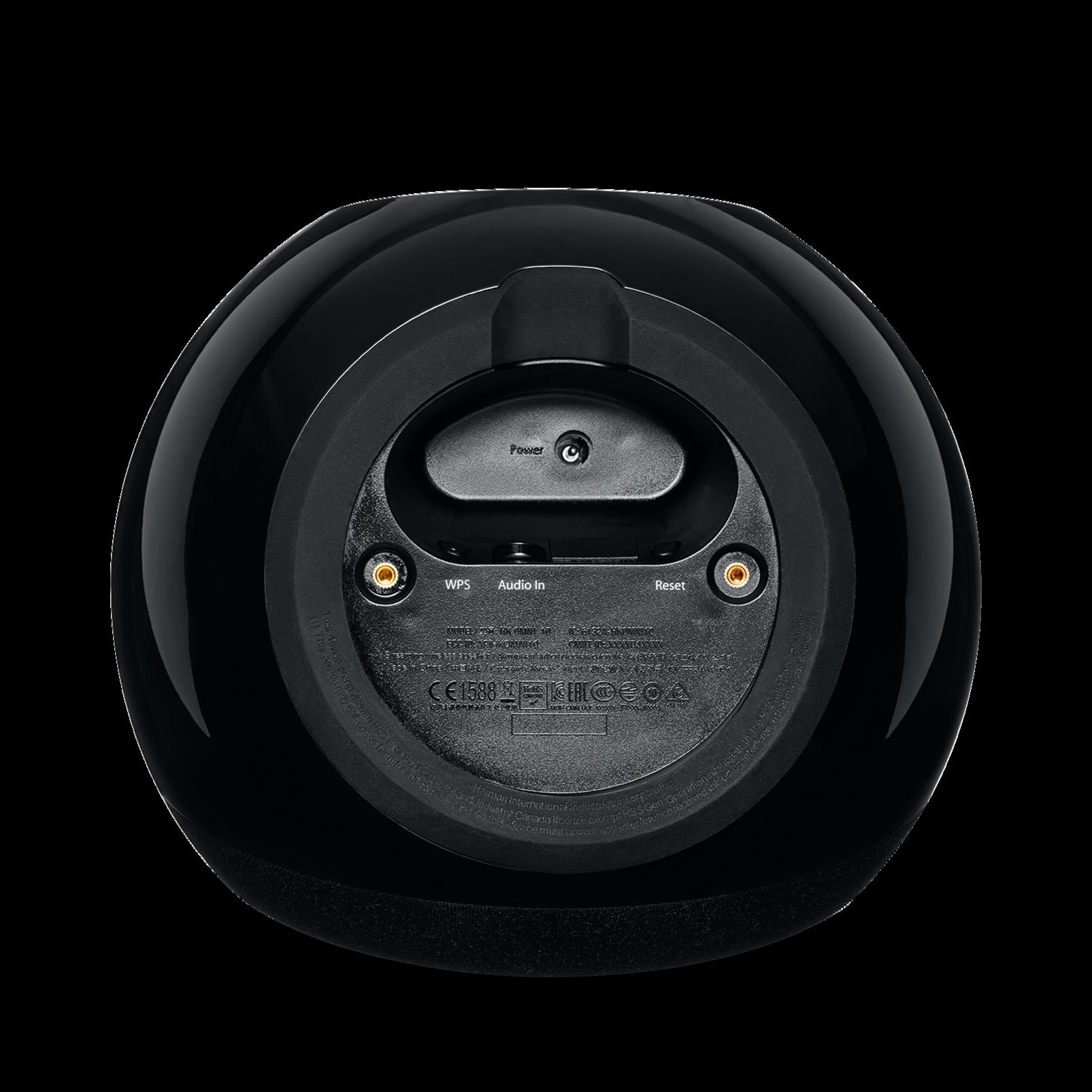 Omni 10 - Black - Wireless HD loudspeaker - Detailshot 2