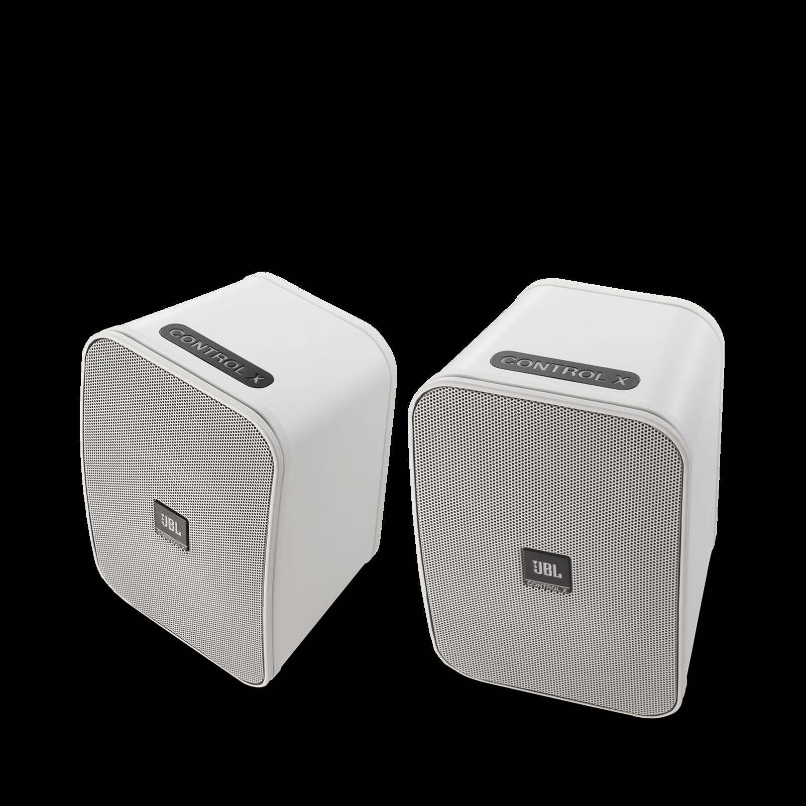 """JBL Control X - White - 5.25"""" (133mm) Indoor / Outdoor Speakers - Detailshot 3"""