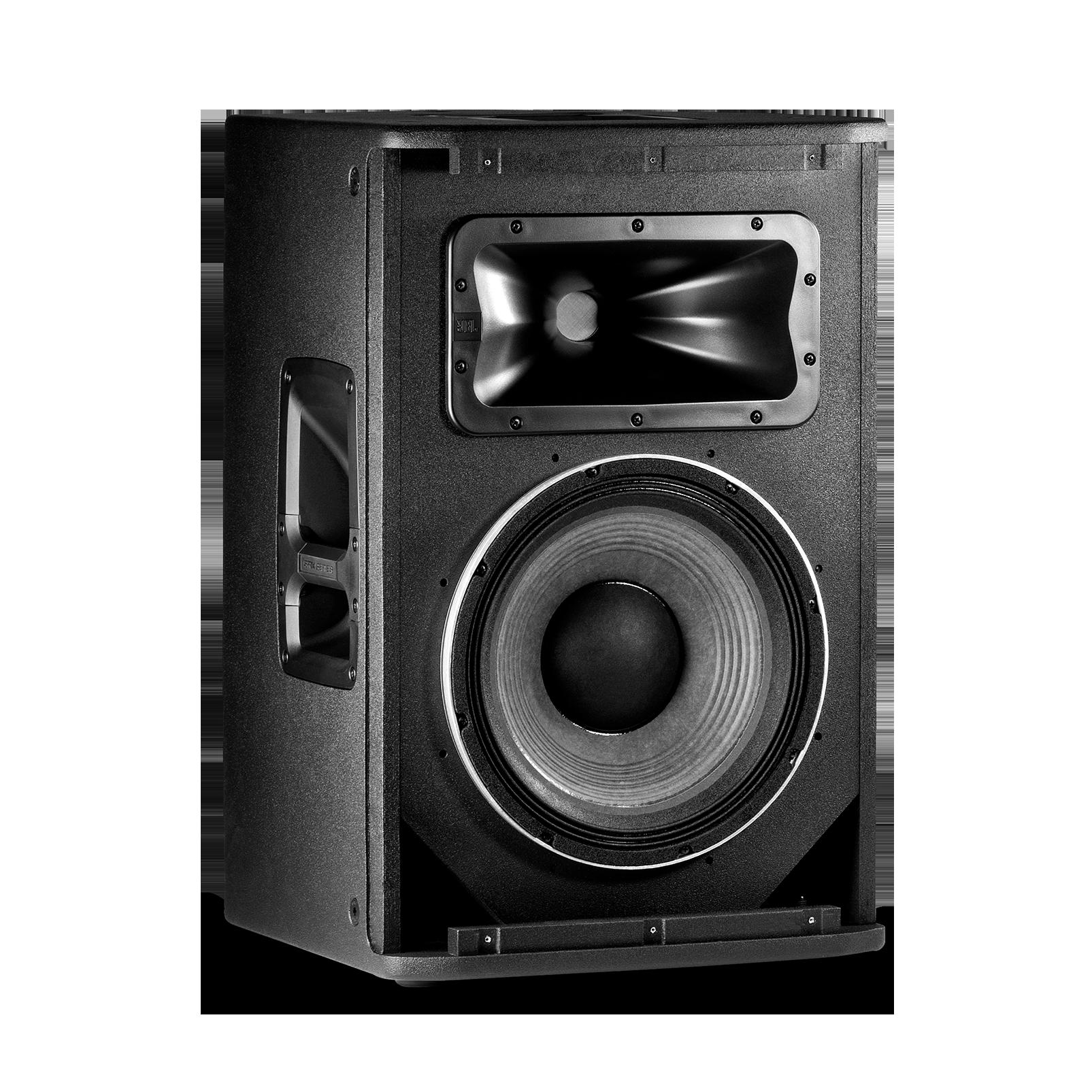 "JBL SRX812P - Black - 12"" Two-Way Bass Reflex Self-Powered System - Detailshot 1"