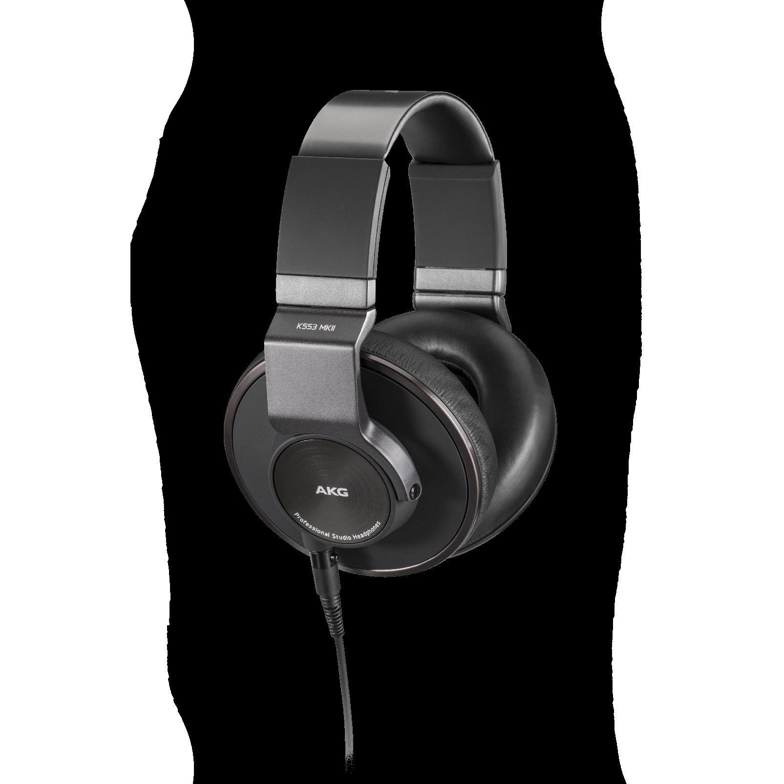 K553 MKII - Black - Closed-back studio headphones - Hero