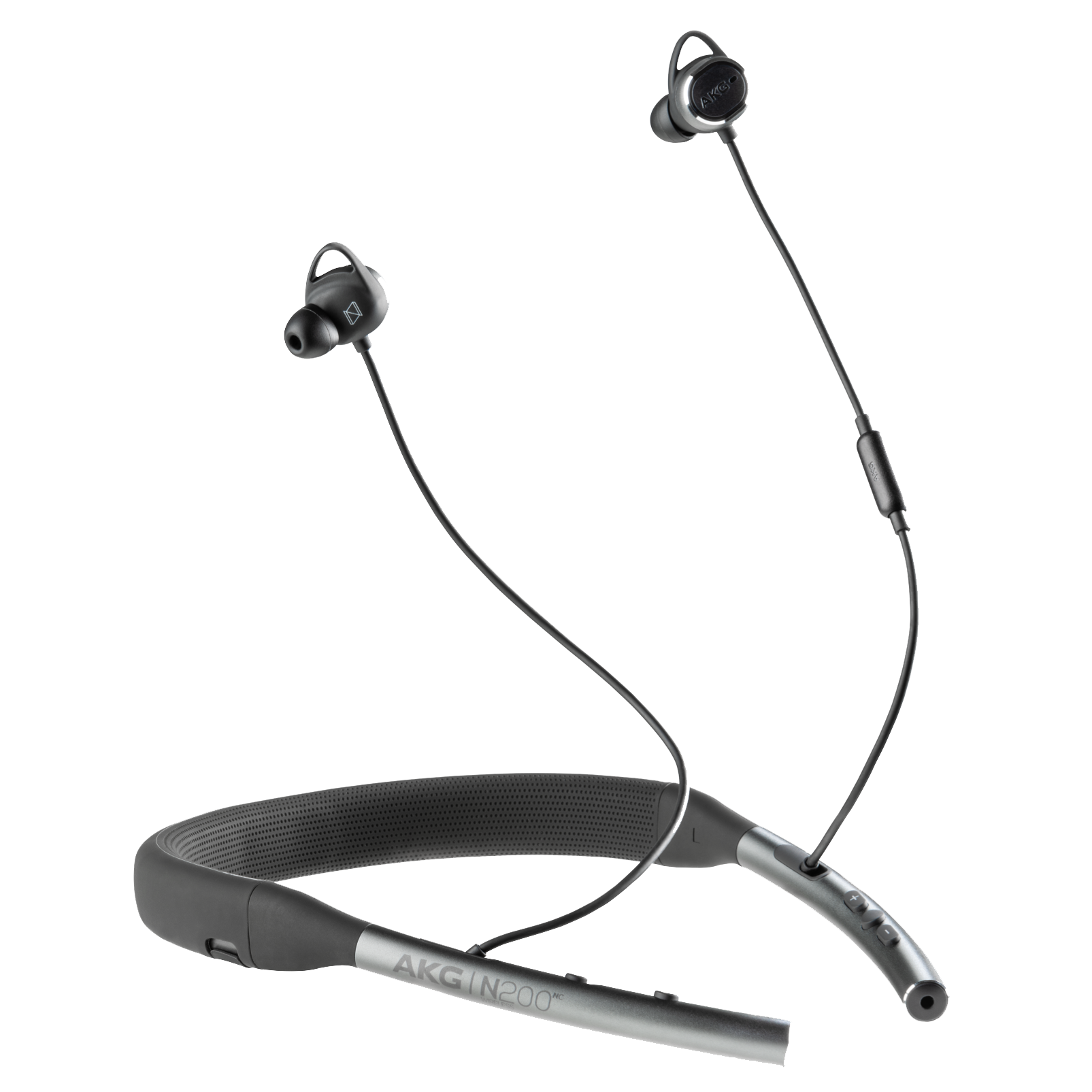 AKG N200NC Noise Cancelling In Ear Headphones