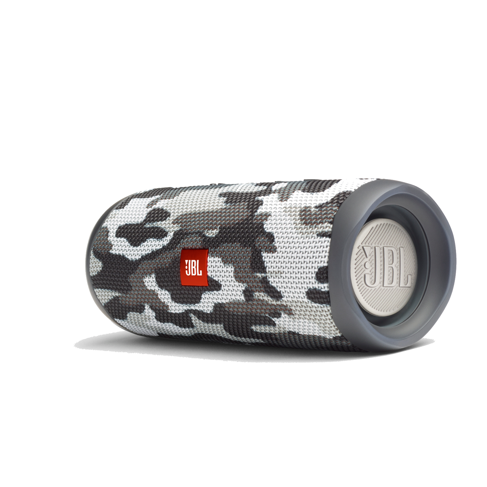 JBL FLIP 5 - Black Camo - Portable Waterproof Speaker - Detailshot 2