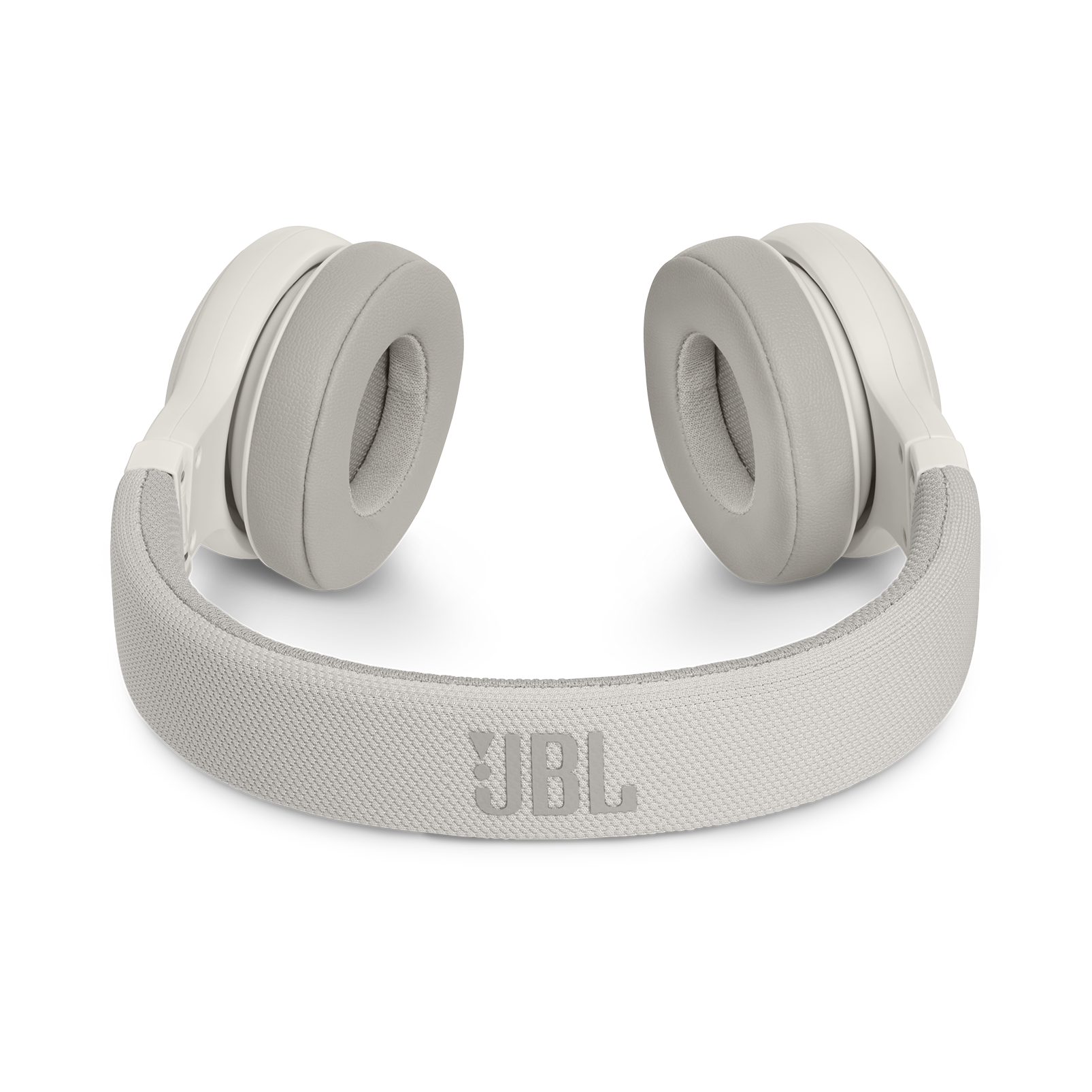 JBL E45BT - White - Wireless on-ear headphones - Detailshot 3