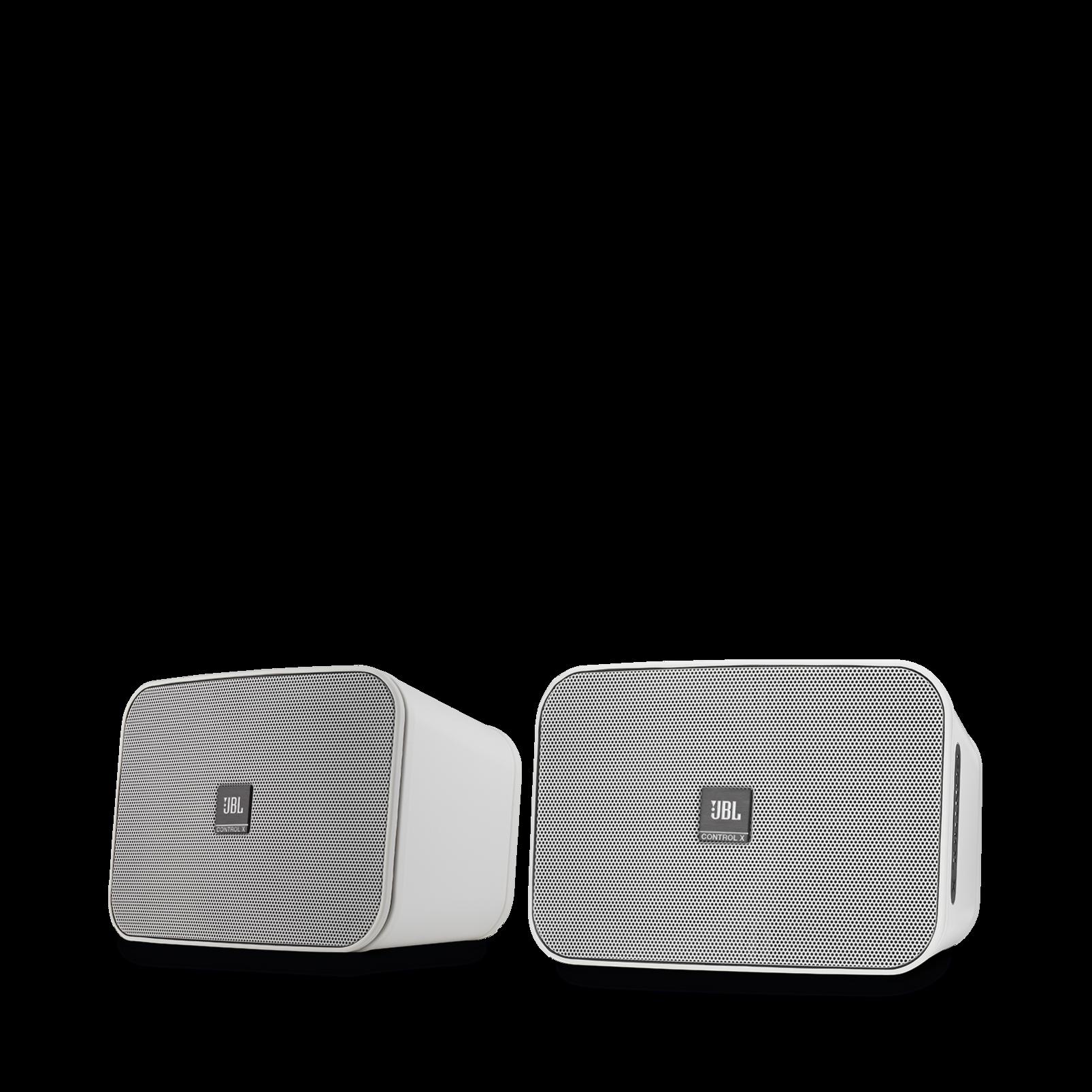 """JBL Control X - White - 5.25"""" (133mm) Indoor / Outdoor Speakers - Detailshot 13"""
