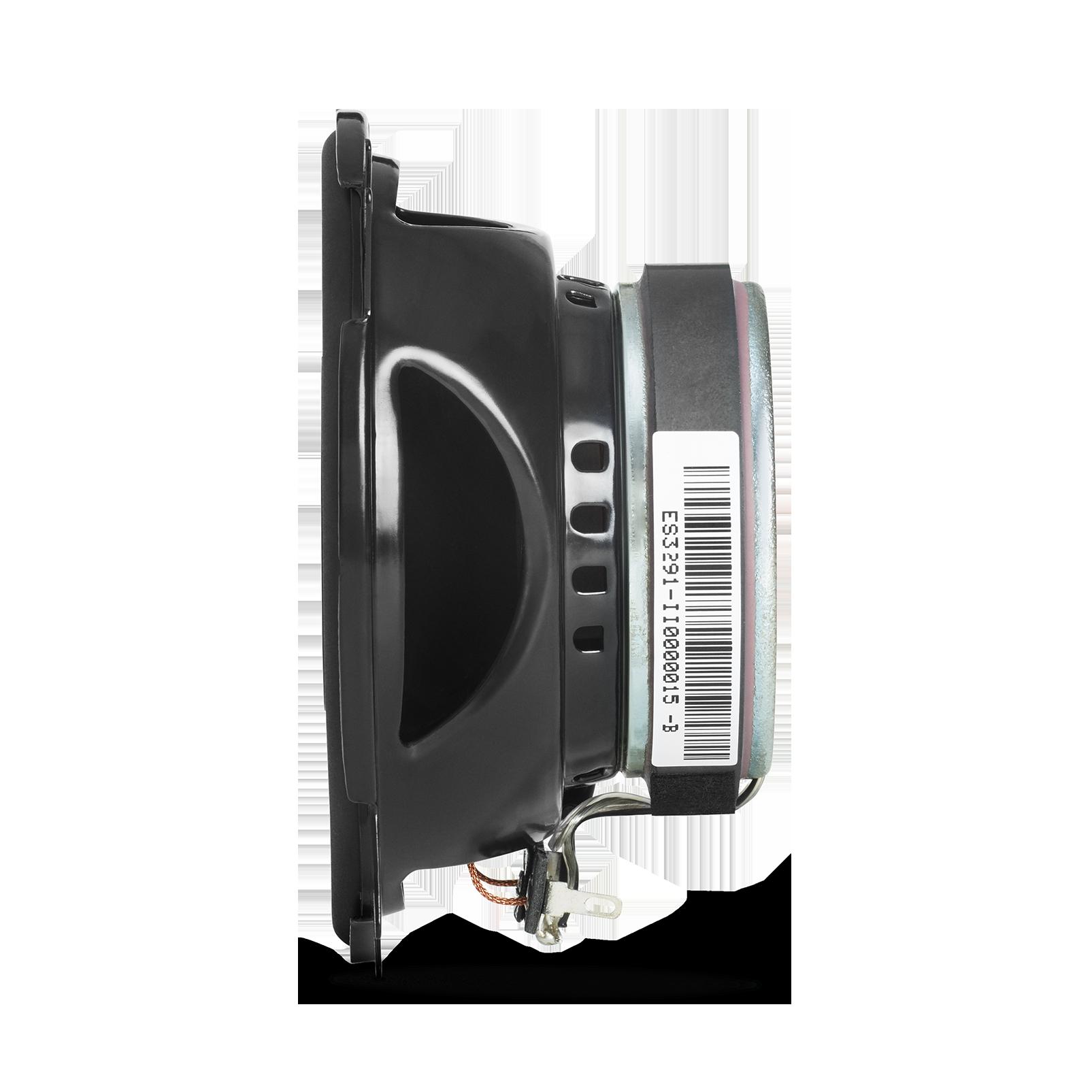 "Stage3 427 - Black - 4"" (100mm)  2-Way coaxial car speaker - Detailshot 2"