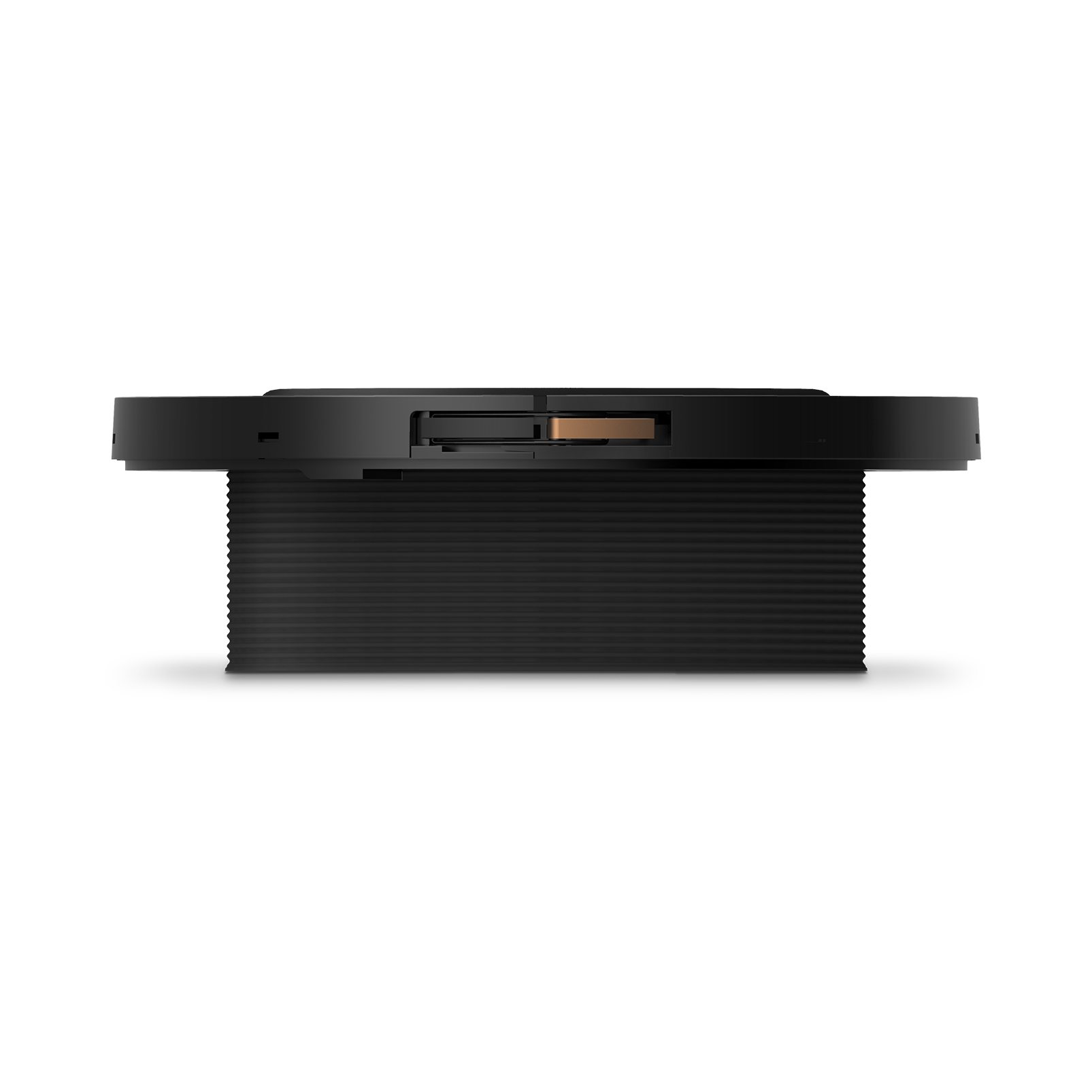 """Reference Flex Woofer 8d - Black - 8"""" (200mm) adjustable depth car audio subwoofers optimized for factory location upgrades - Detailshot 2"""