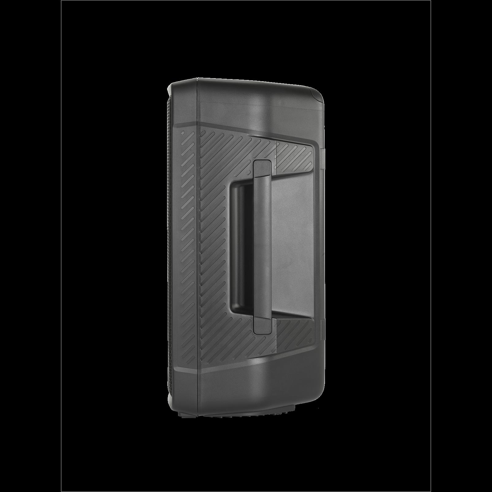 "JBL IRX112BT - Black - Powered 12"" Portable Speaker with Bluetooth® - Left"