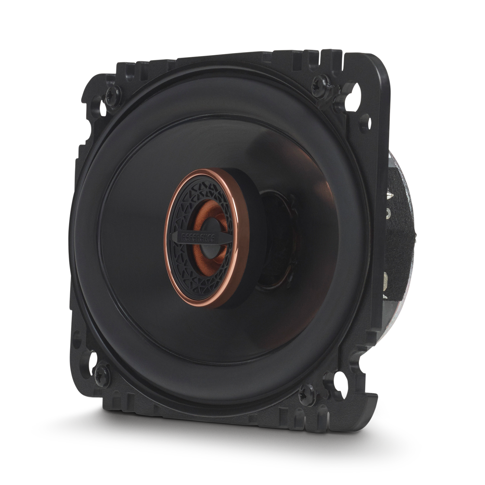 "Reference 6432cfx - Black - 4"" x 6"" (100mm x 152mm) coaxial car speaker, 135W - Detailshot 1"