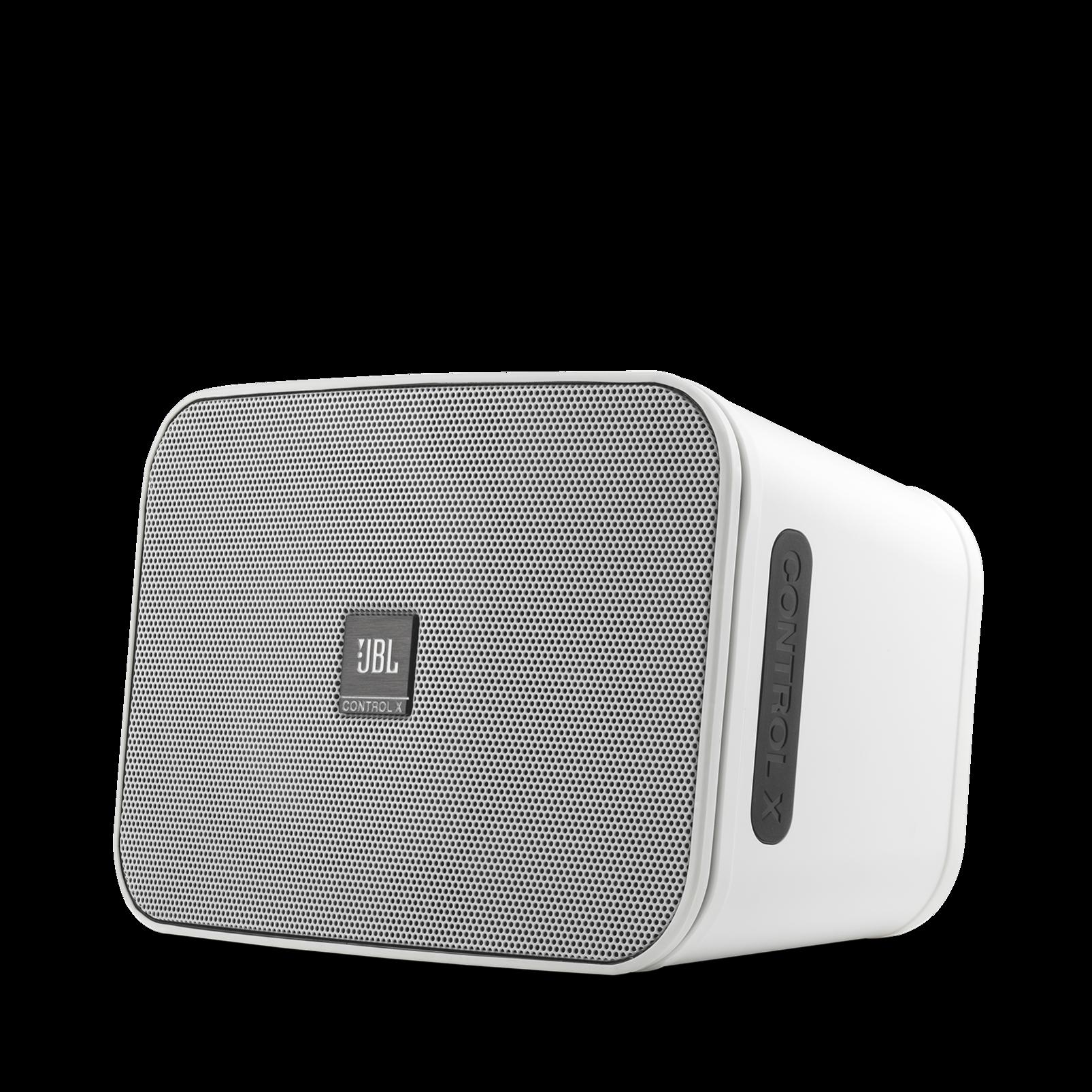 """JBL Control X - White - 5.25"""" (133mm) Indoor / Outdoor Speakers - Detailshot 9"""
